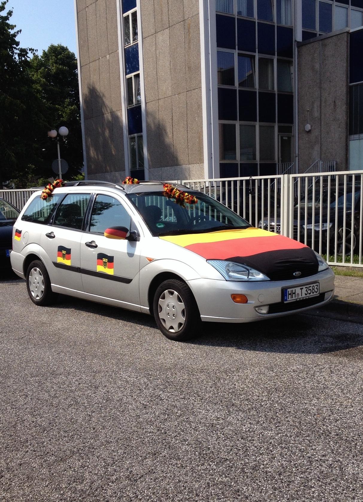 Fan Auto Deutschland