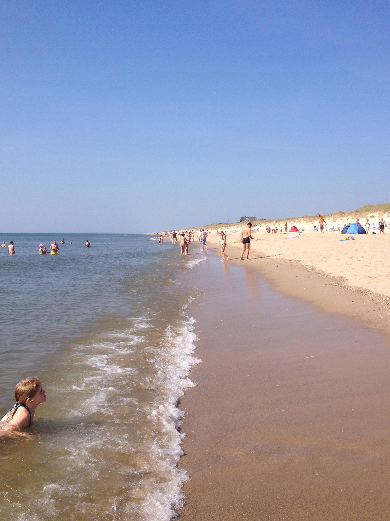 Strand von Rantum
