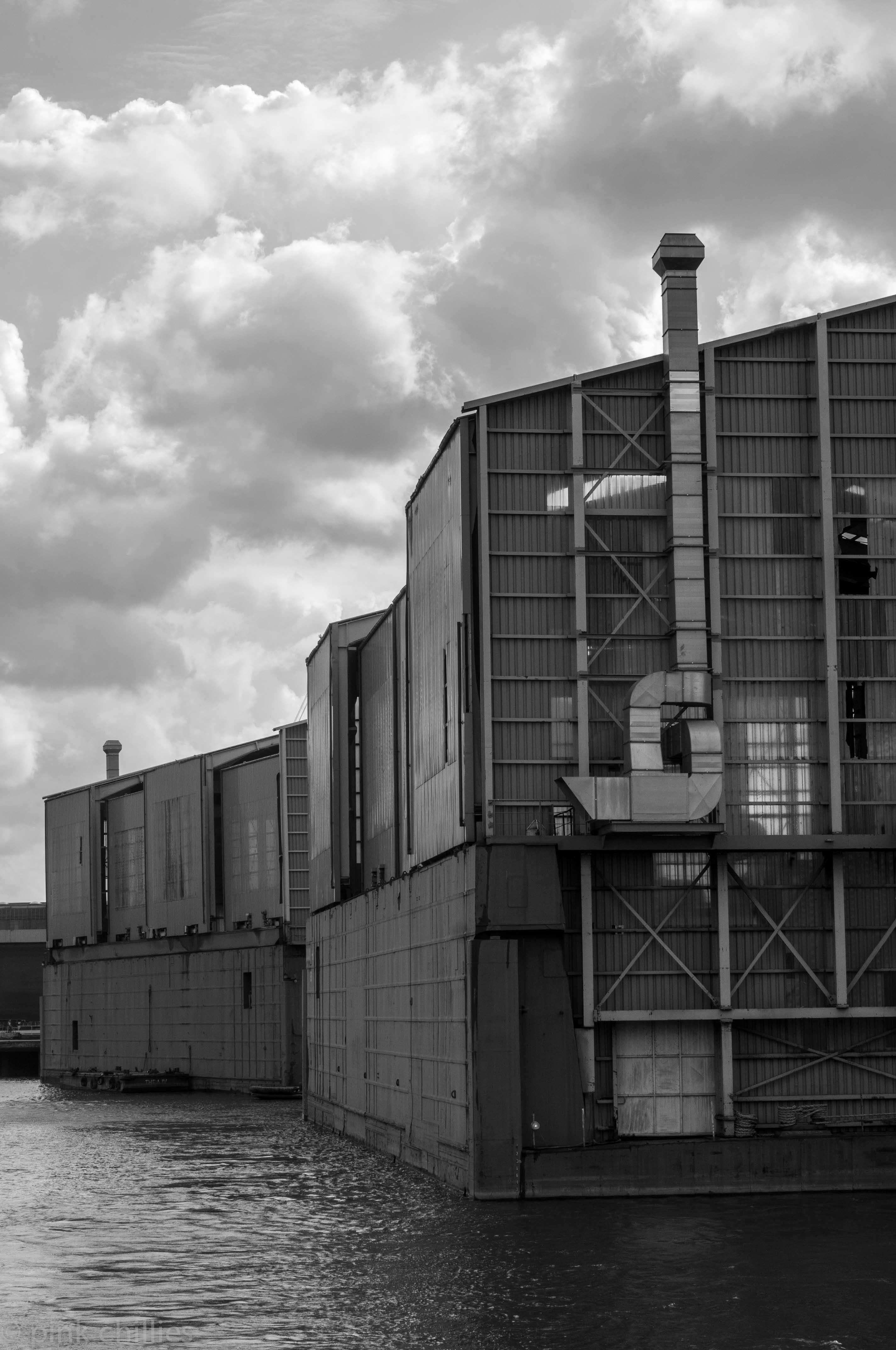 Dock Sietas Werft Neuenfelde