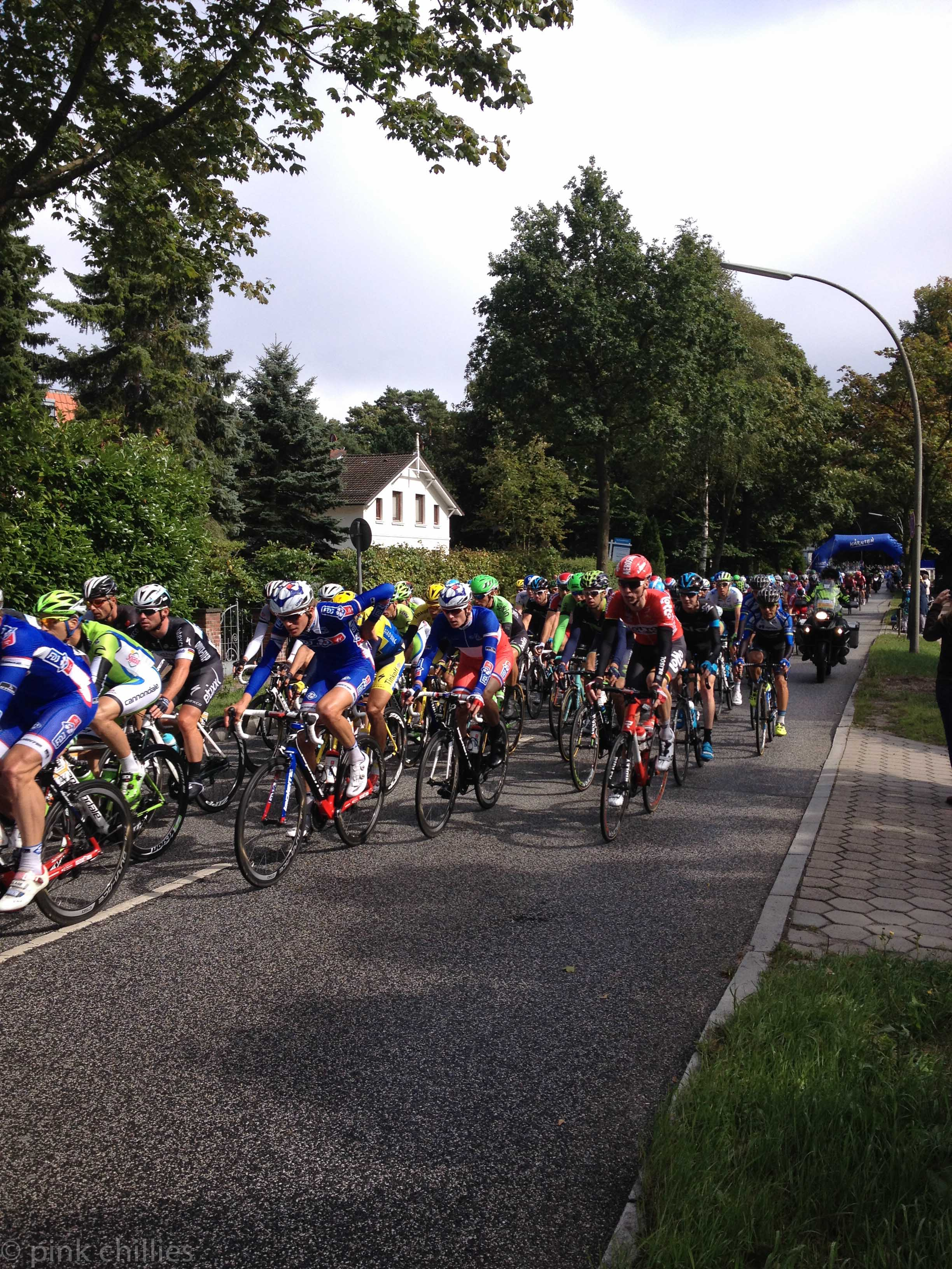 Hamburg Cyclassics 2014