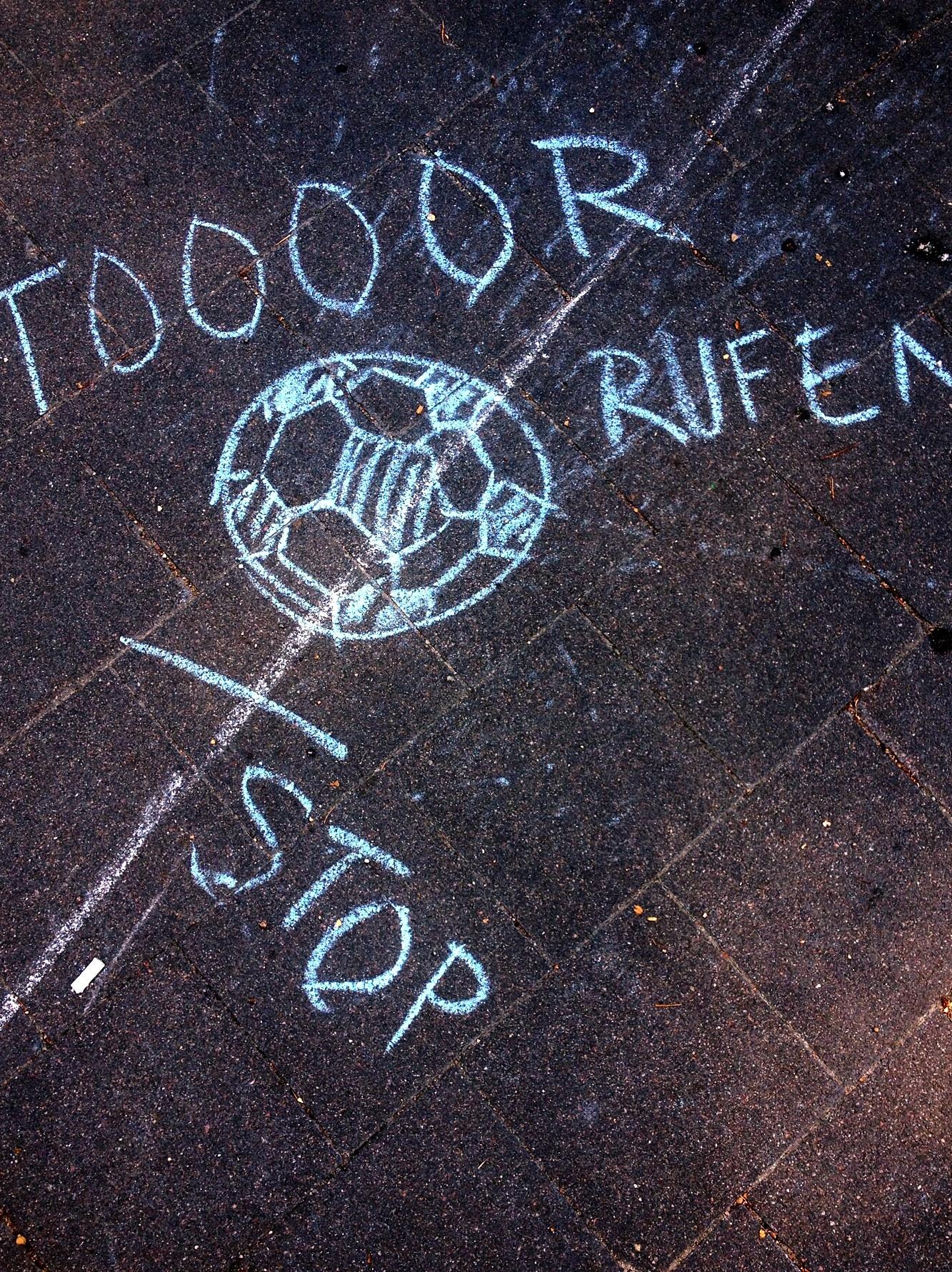 Tor Fußball