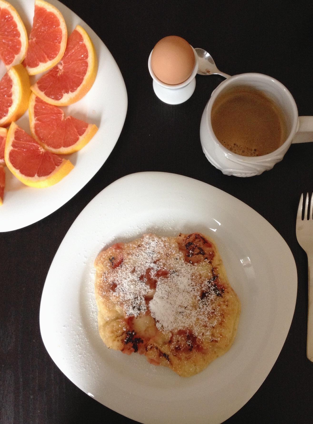 Veganer Pancake