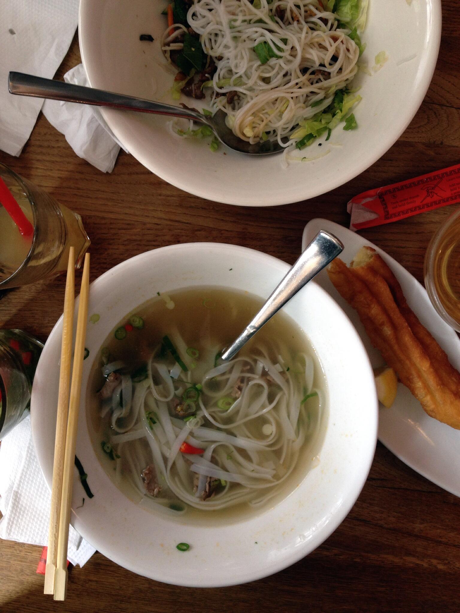 Mittagessen Vietnamese