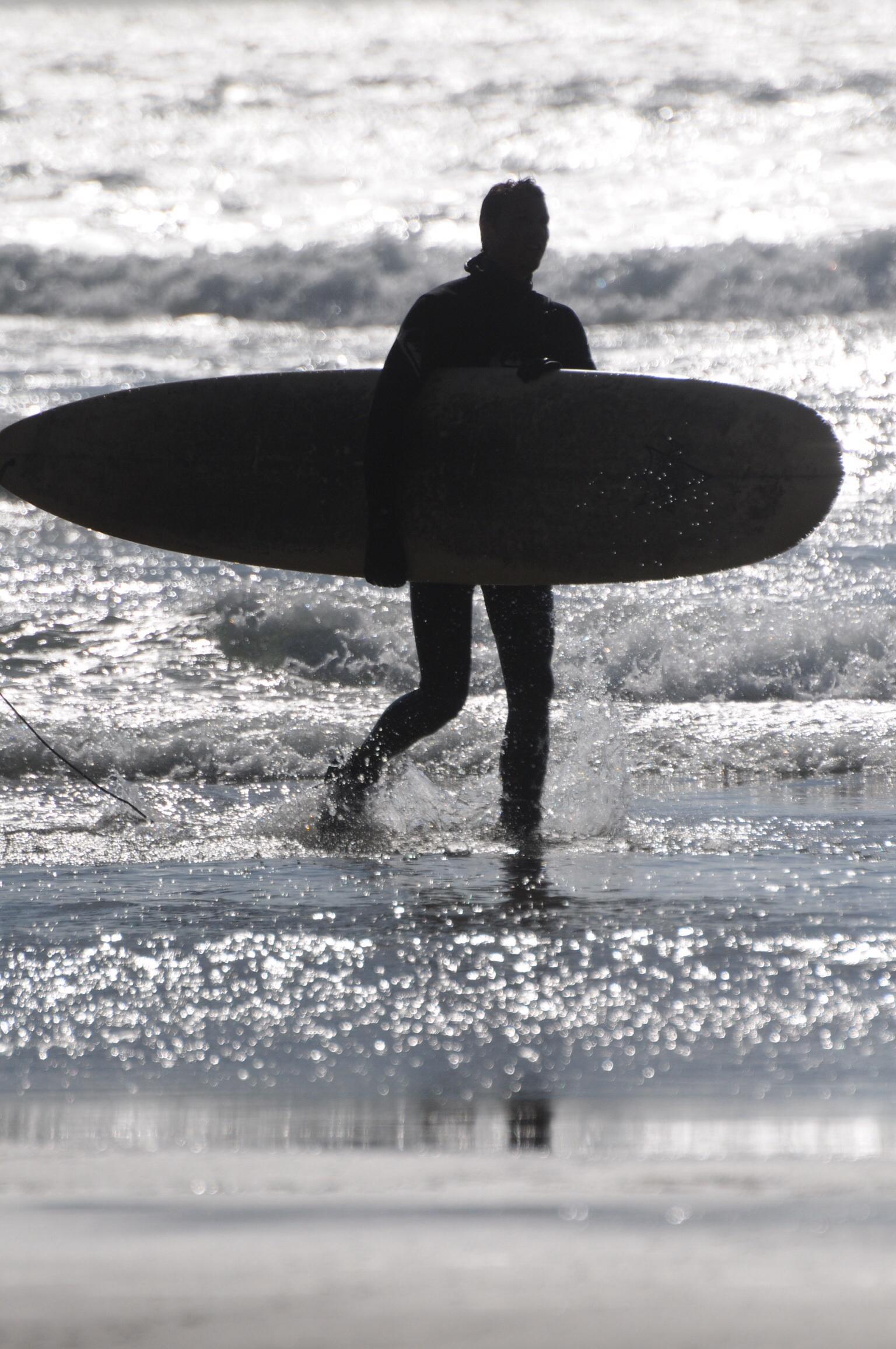 Surfer Oswald State Park