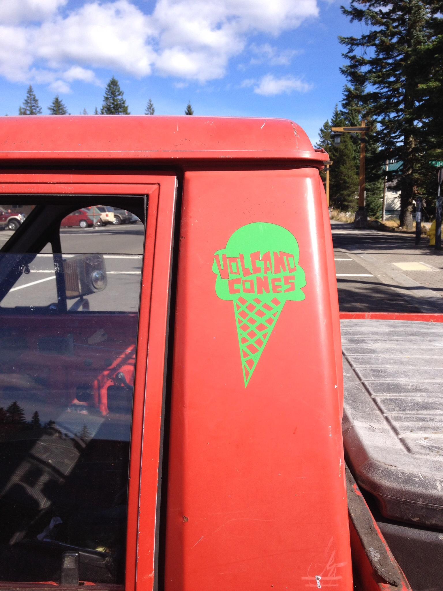 Cone on Car