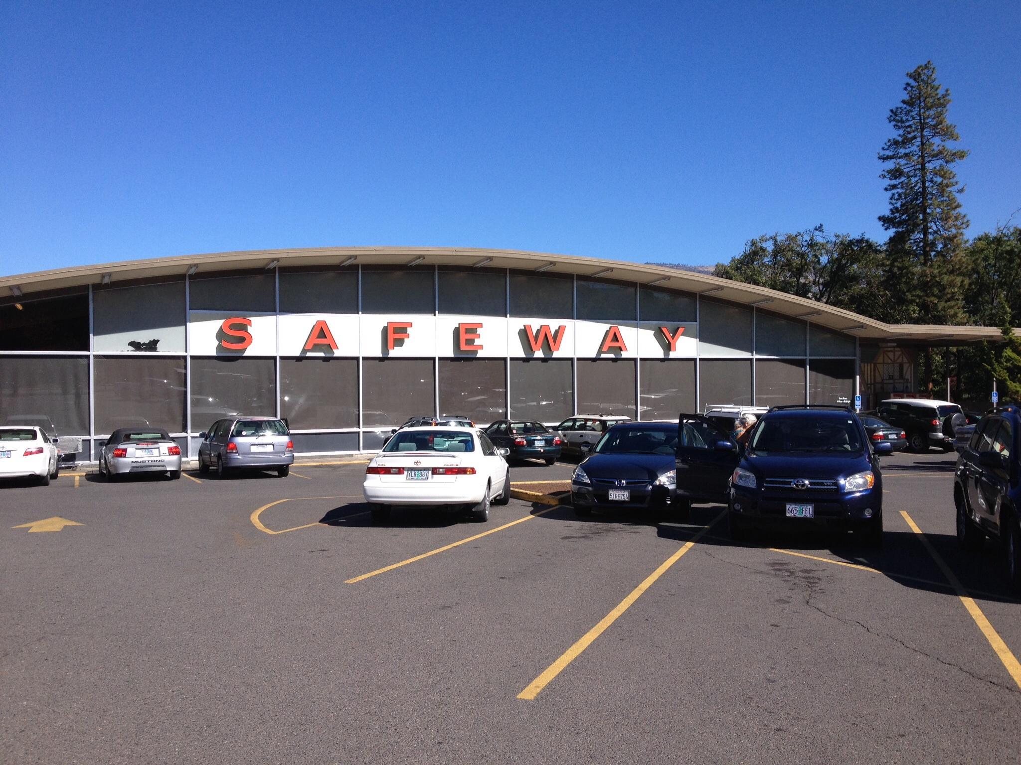 Safeway Ashland Oregon