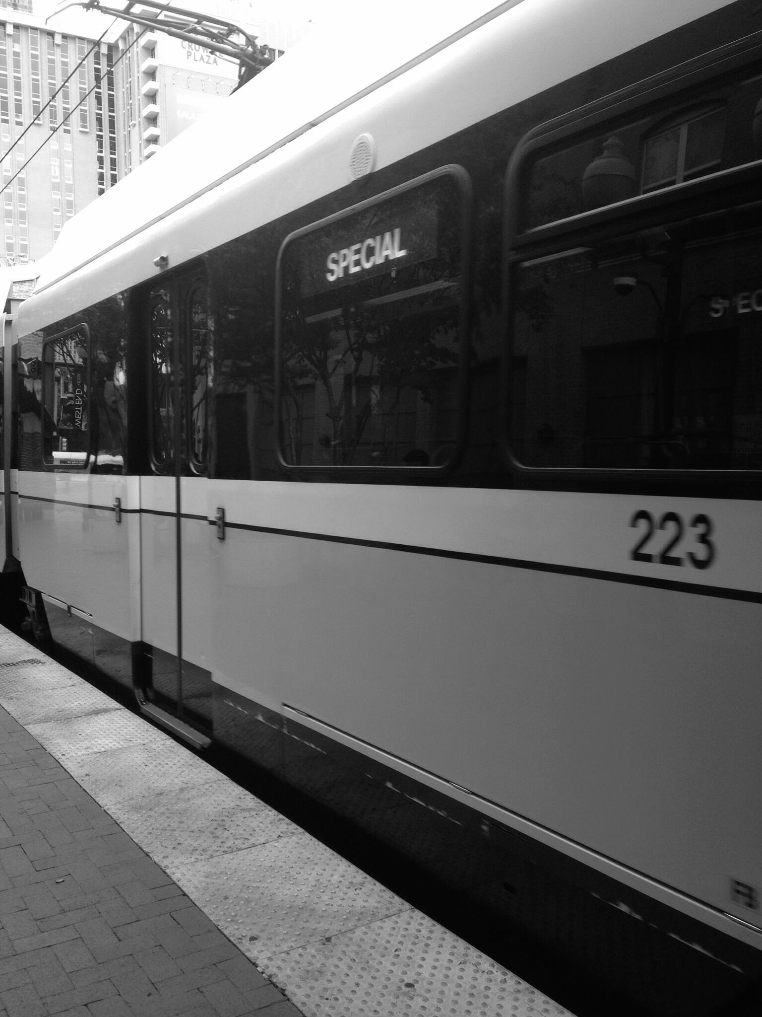 Straßenbahn Dallas, Texas