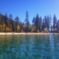 Sand Harbor Lake Tahoe Nevada