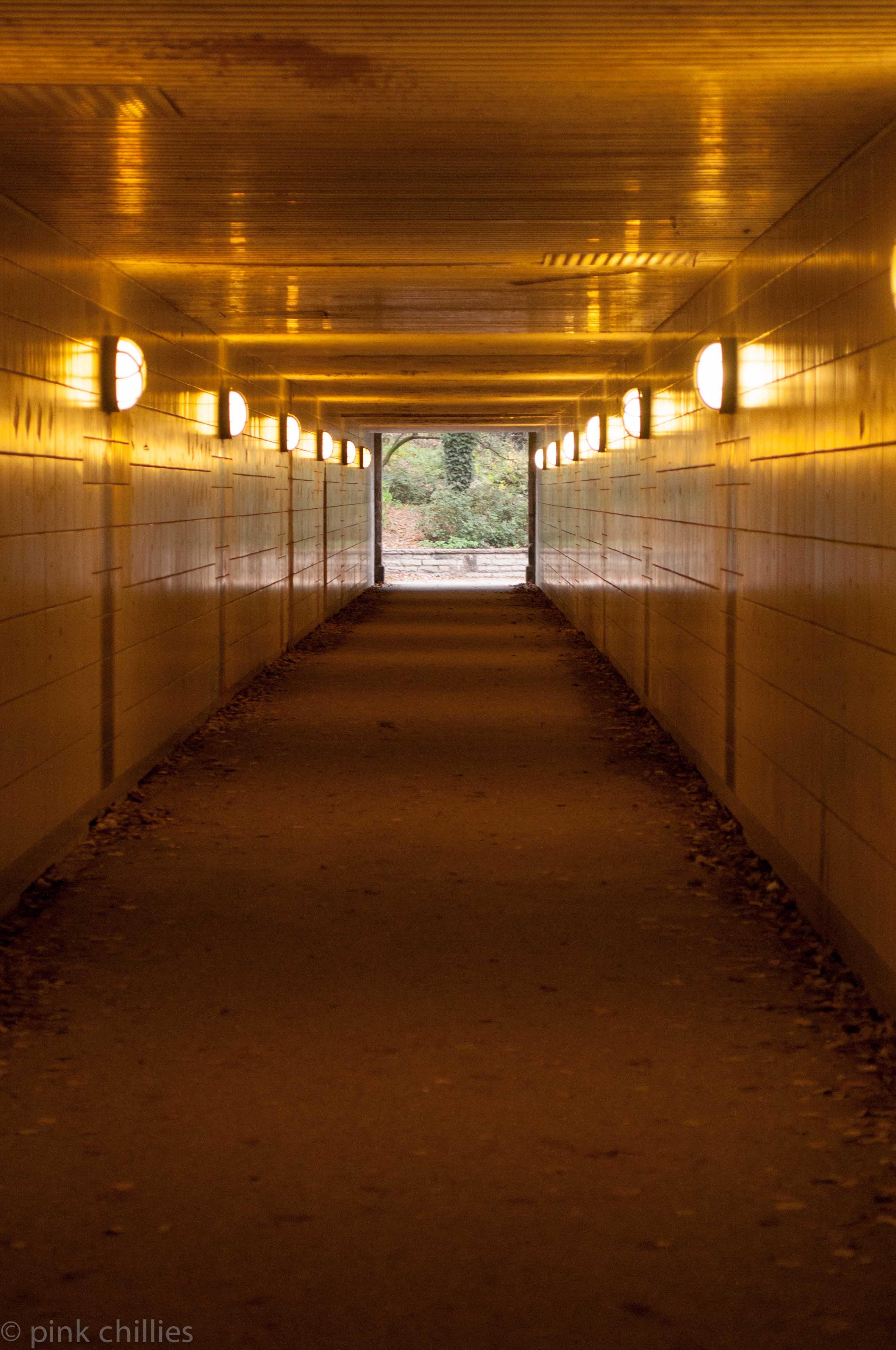 Tunnel Lombardbrücke