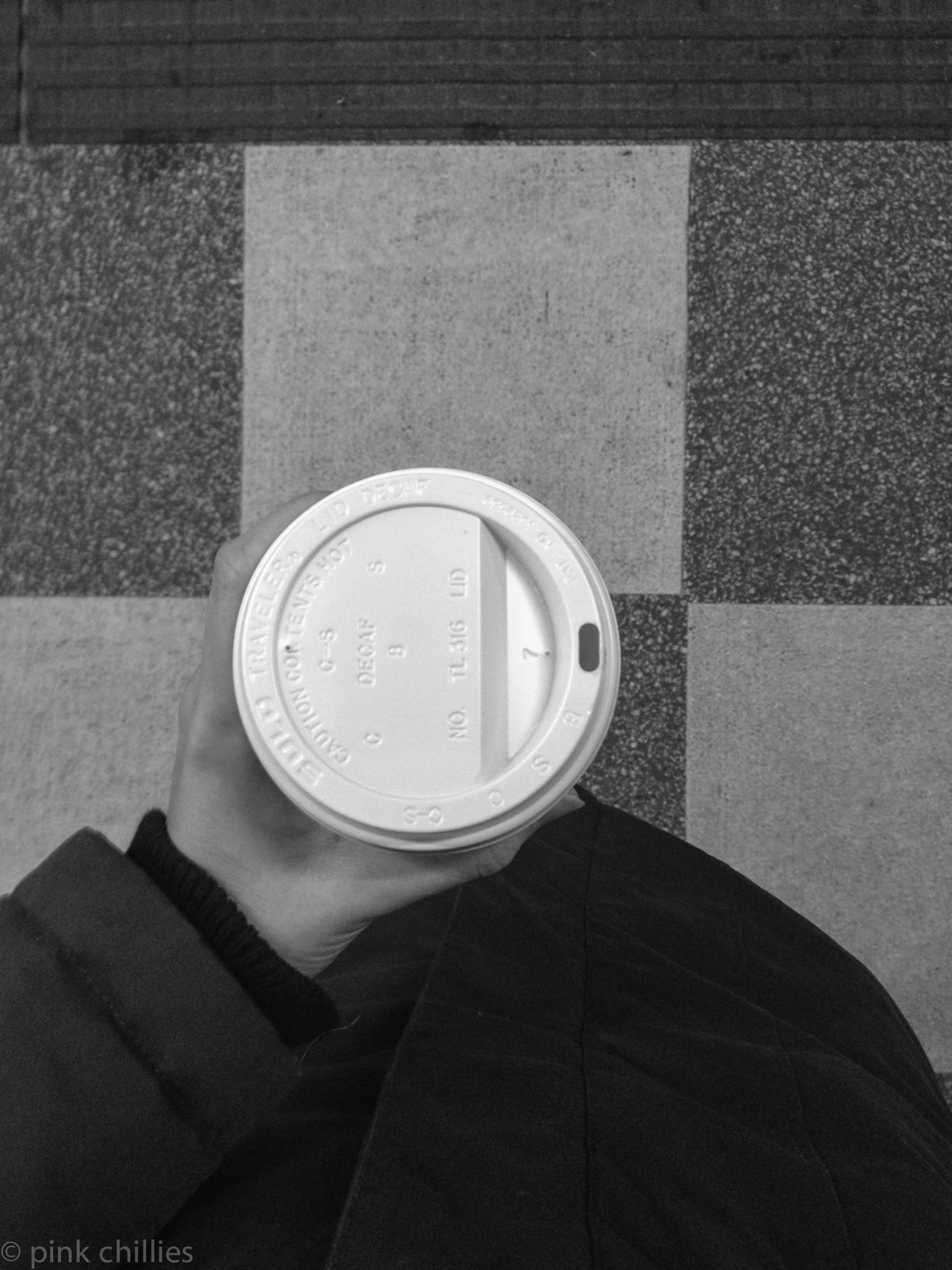 Schachbrecht Kaffee