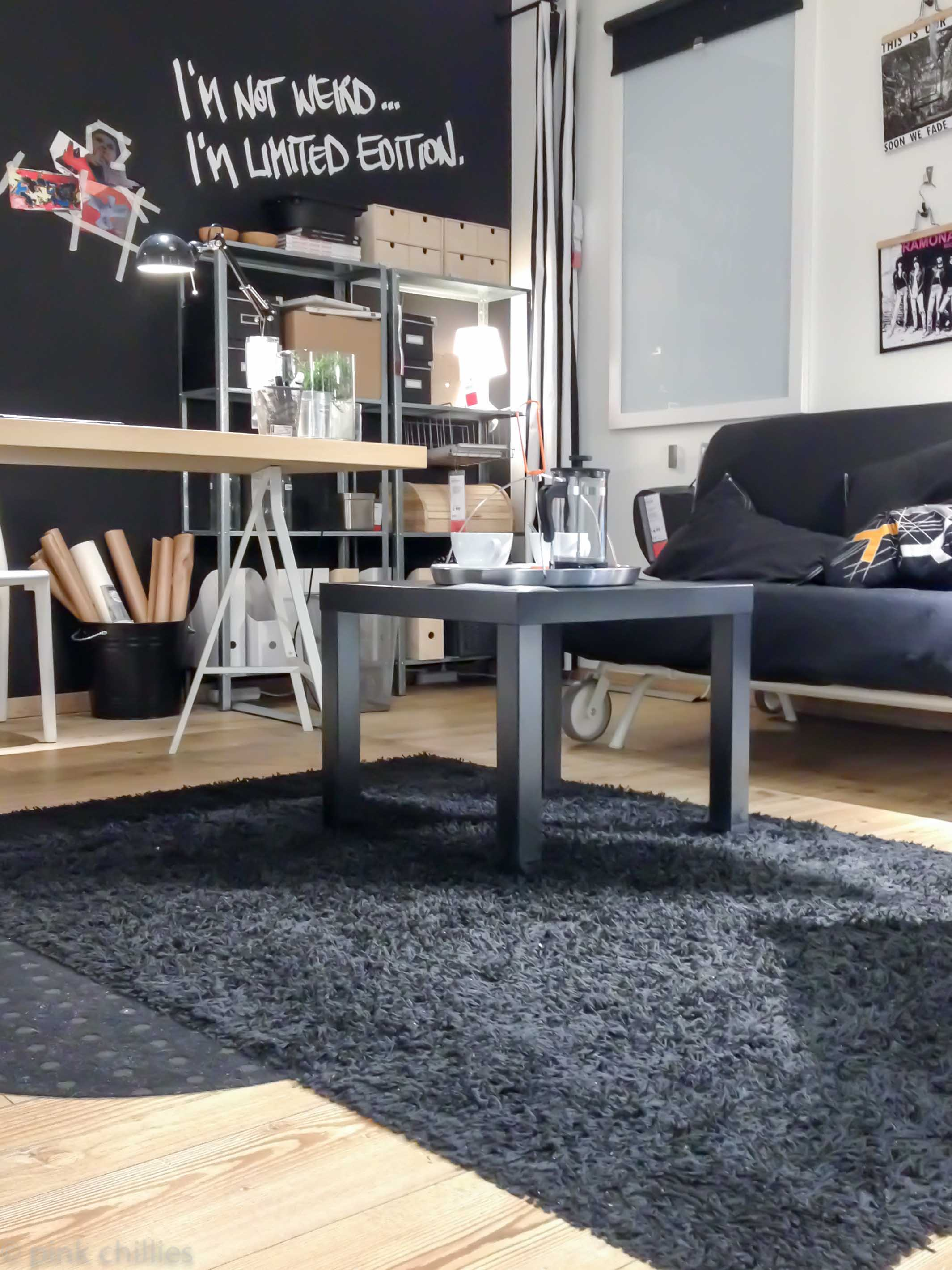 meine woche in bildern kw 2 pink chillies. Black Bedroom Furniture Sets. Home Design Ideas