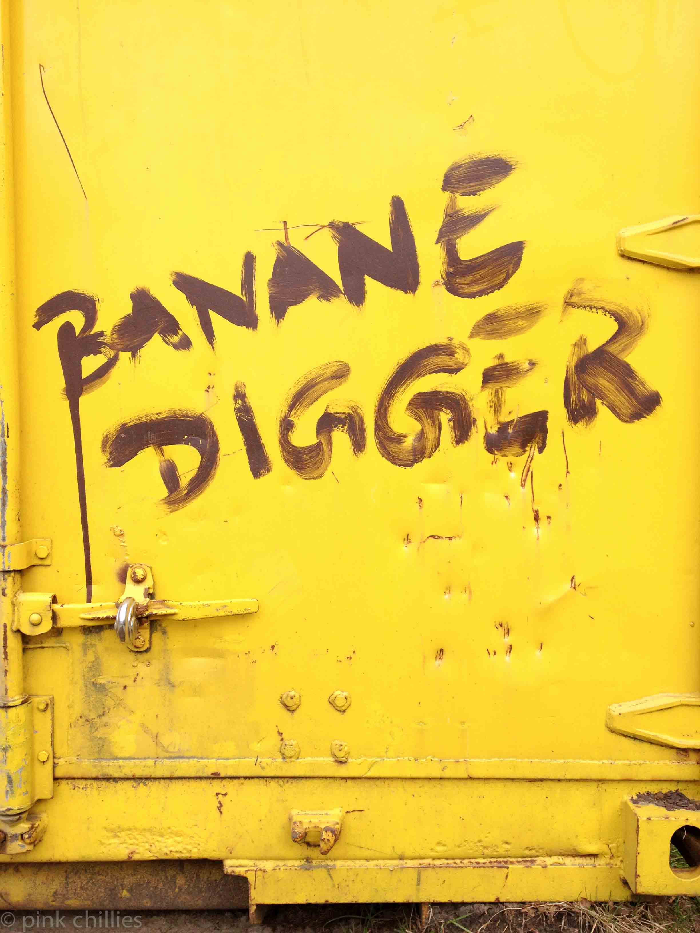 Banane Digger