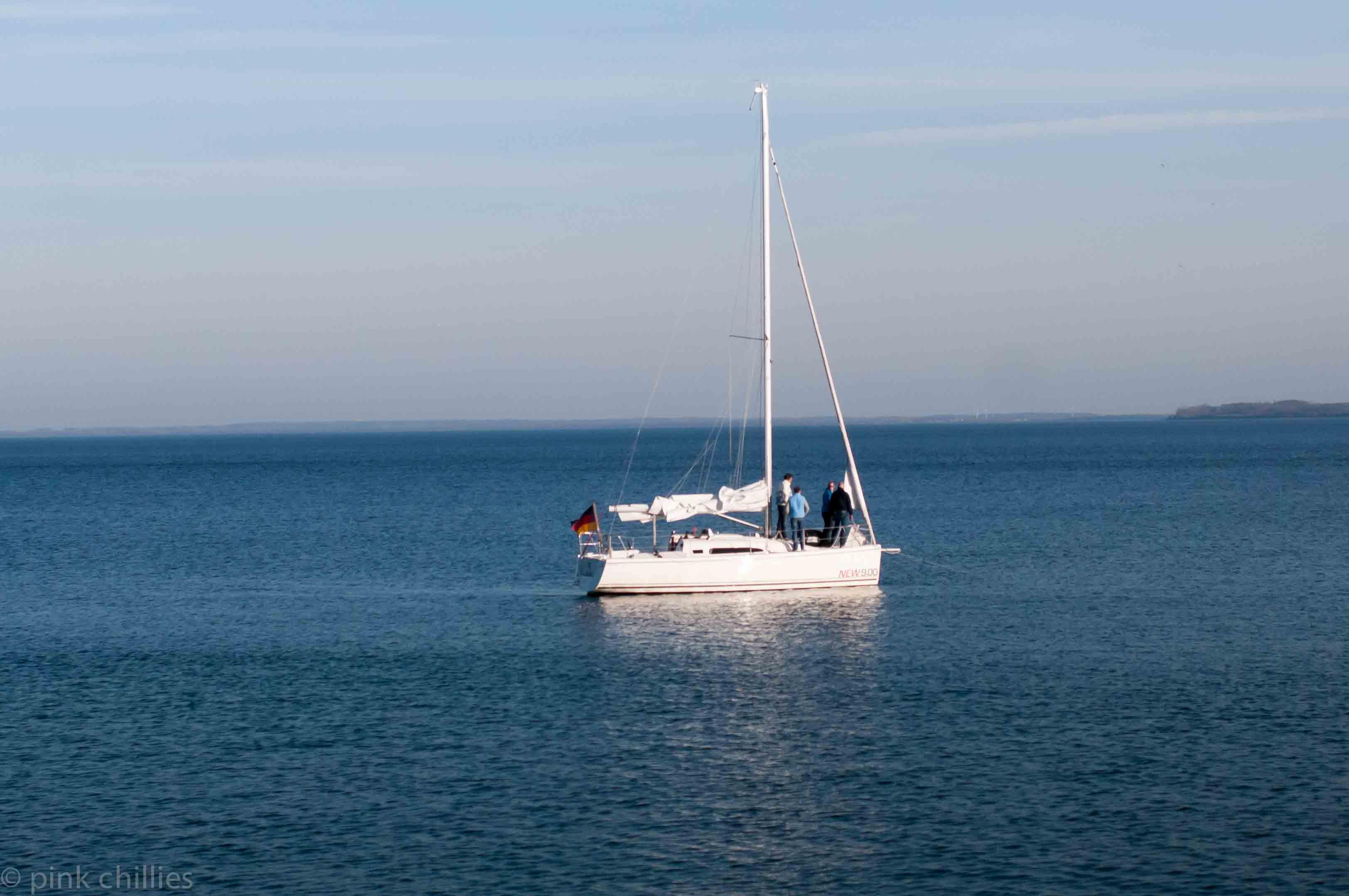 Segelboot NEW900 Ostsee
