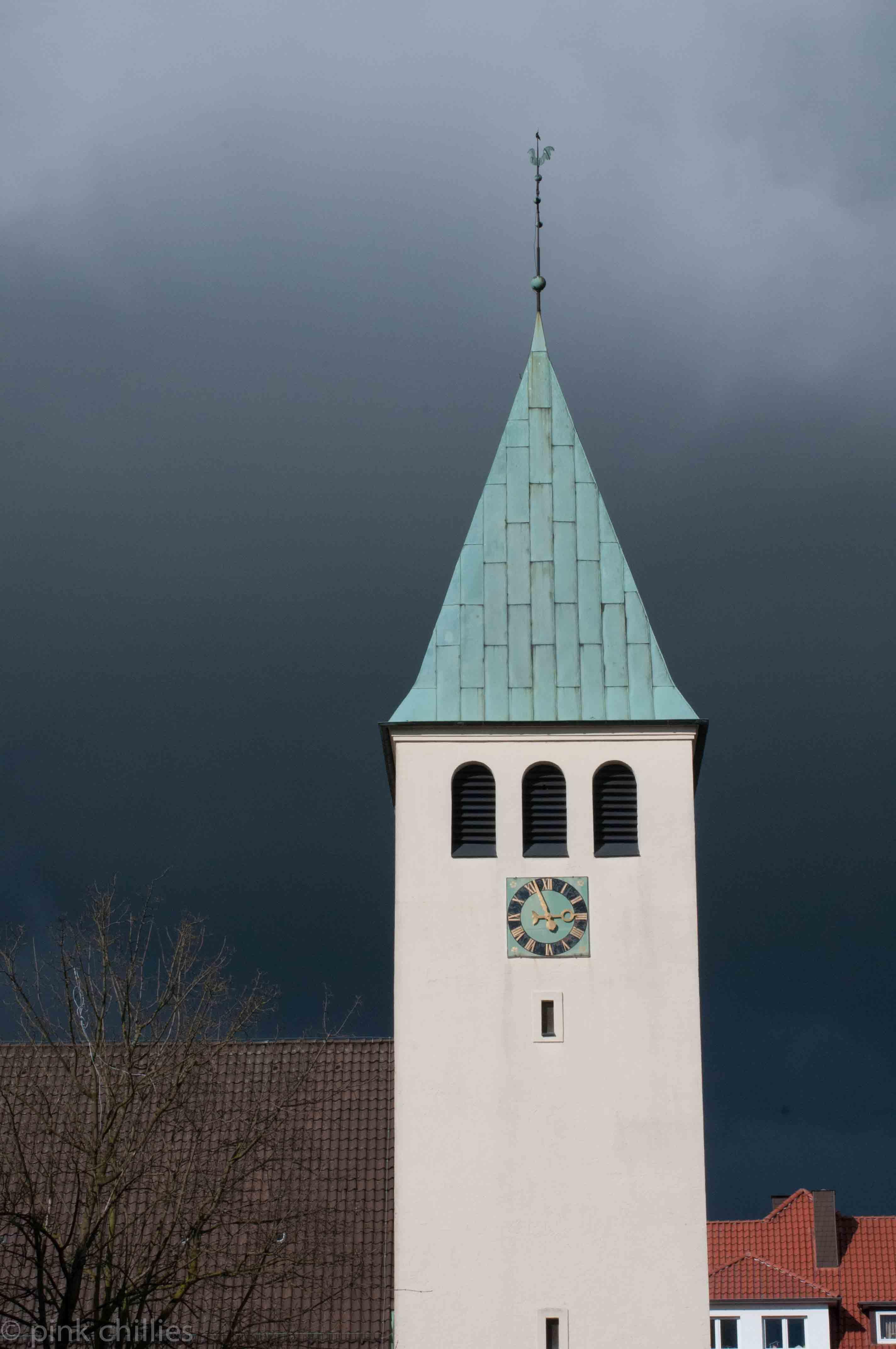Kirche Bohmte