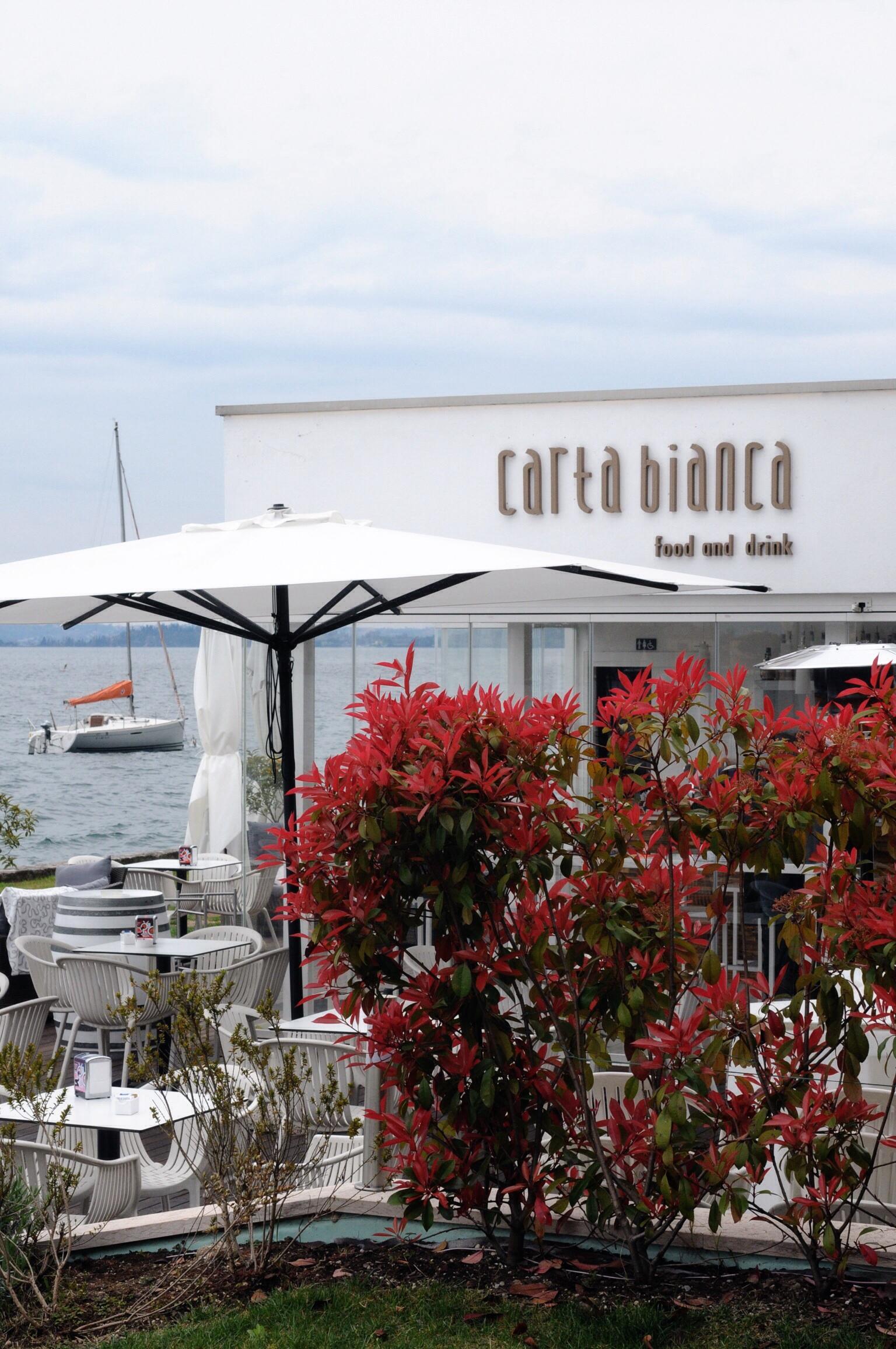 Carta Bianca Lago Garda