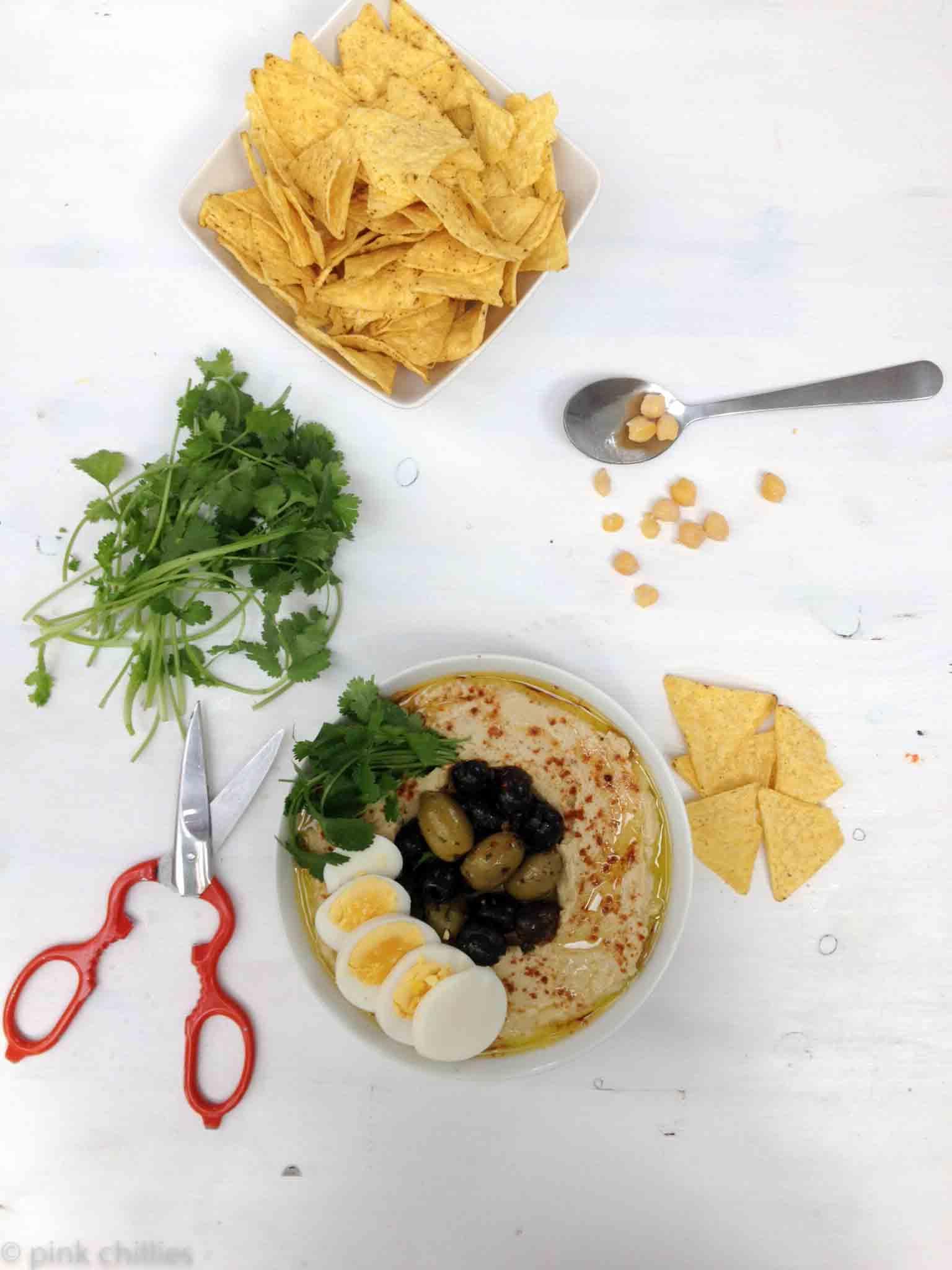 Auberginen Hummus-5666