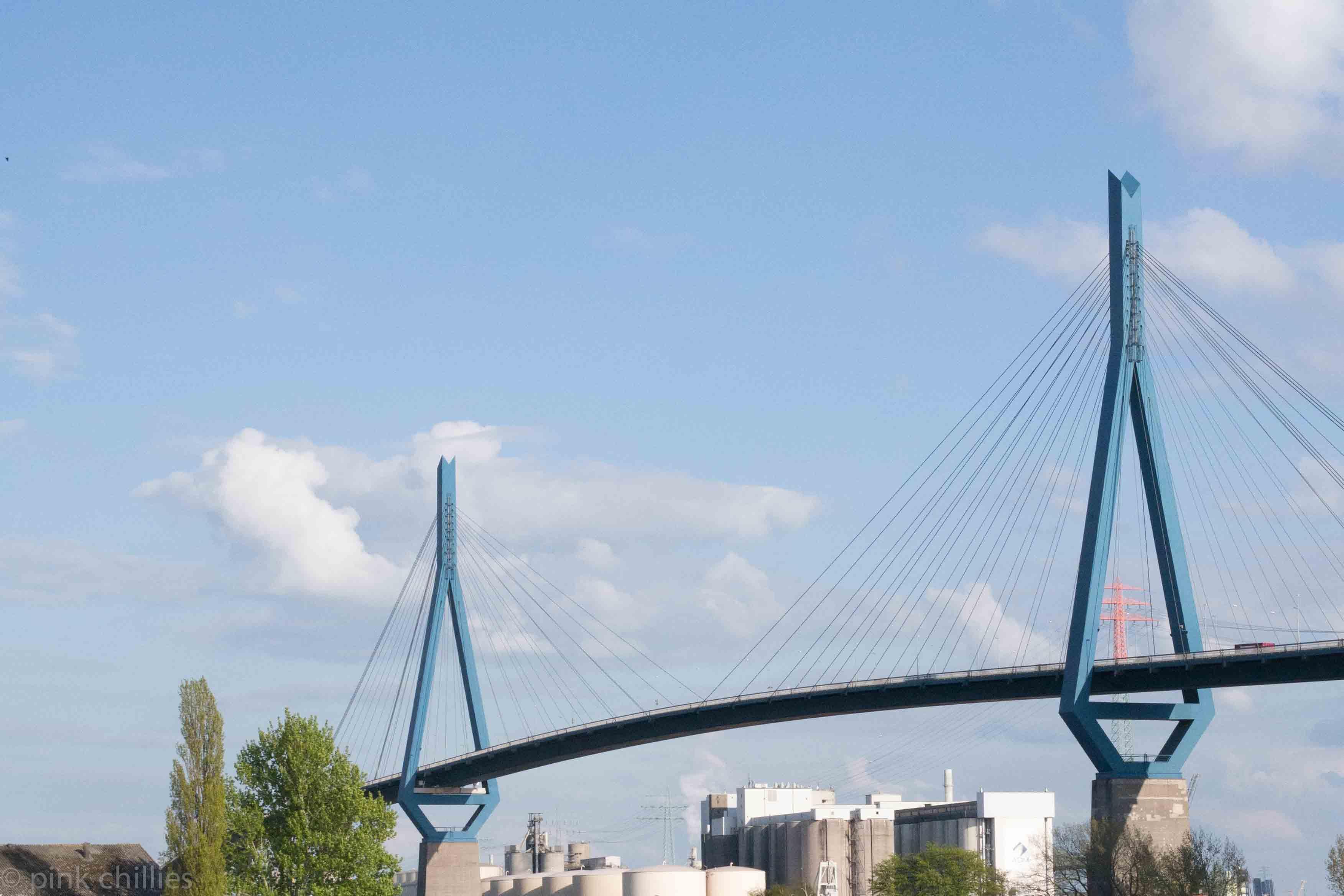 Köhlbrandbrücke Hamburg