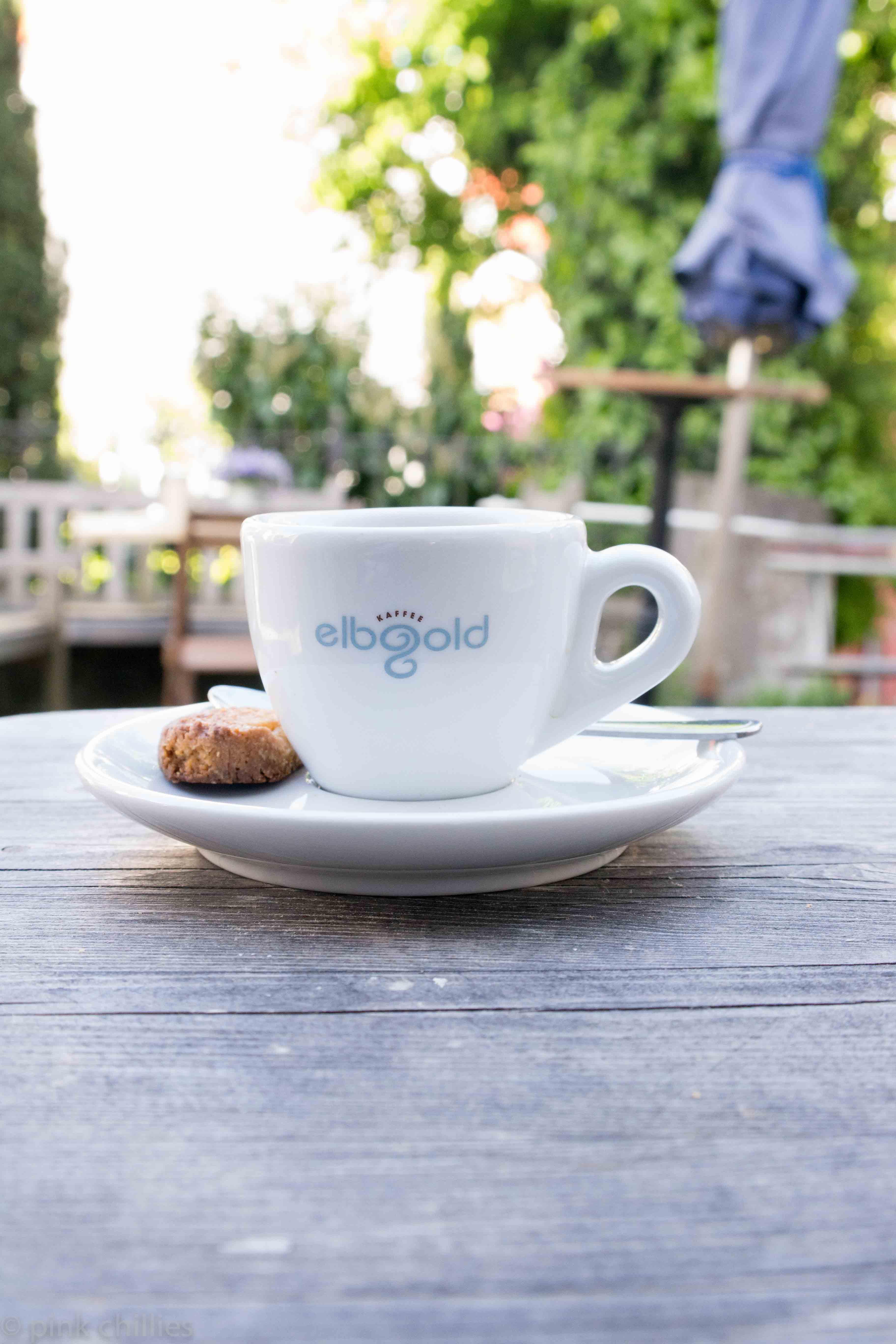 Kaffee Elbgold