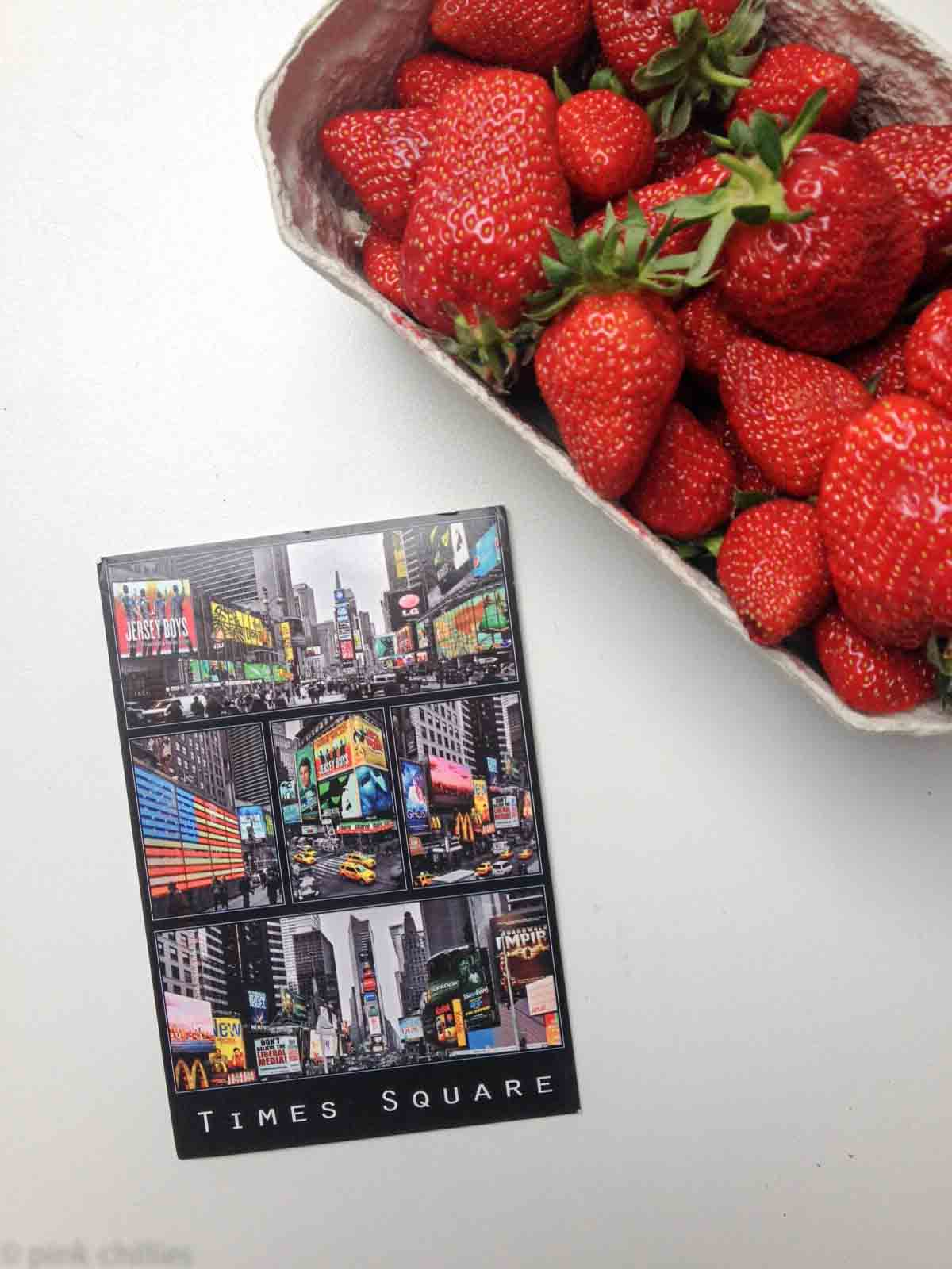 Postkarte aus New York-5684