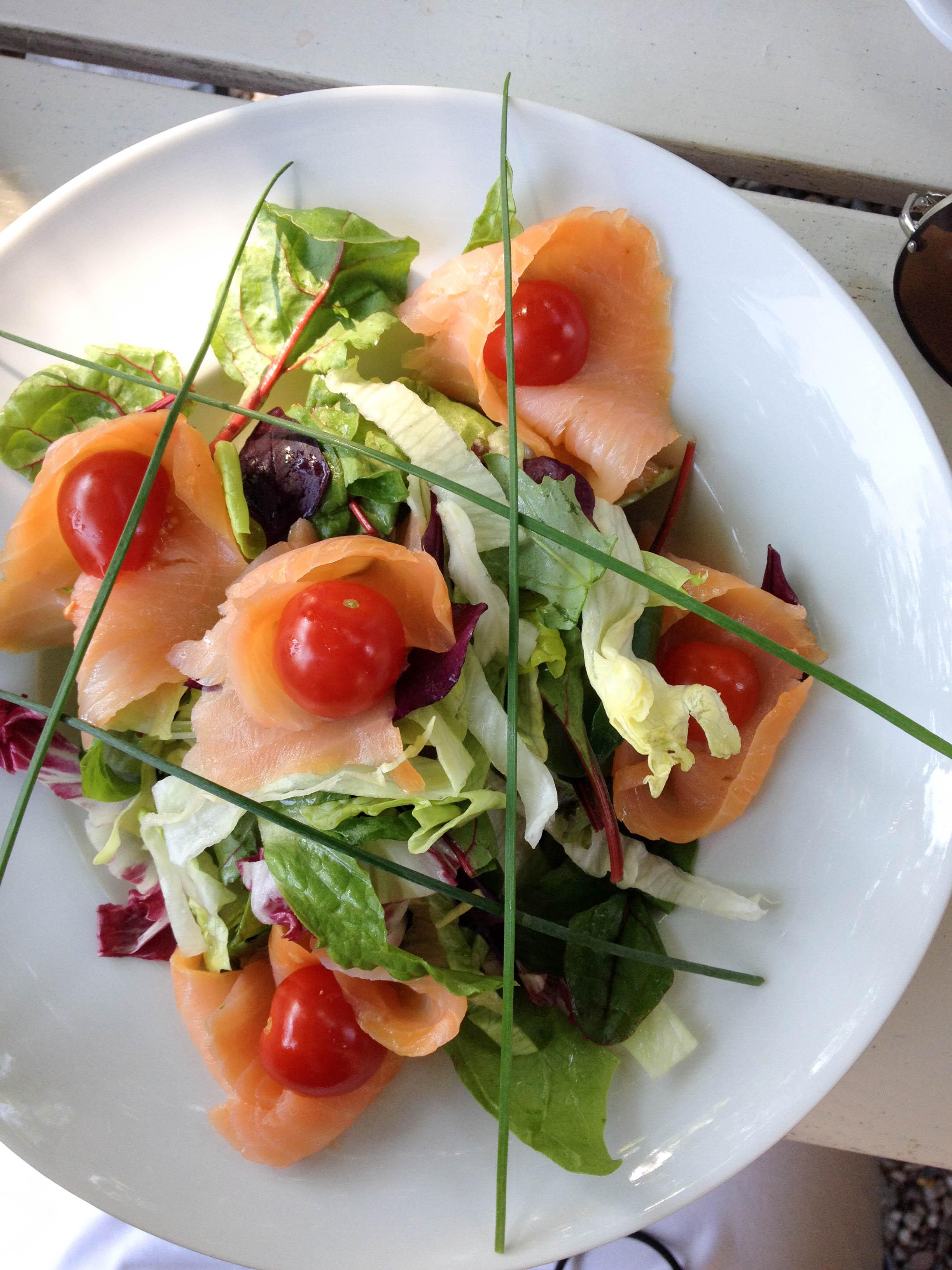 Salat mit Lachs-5901