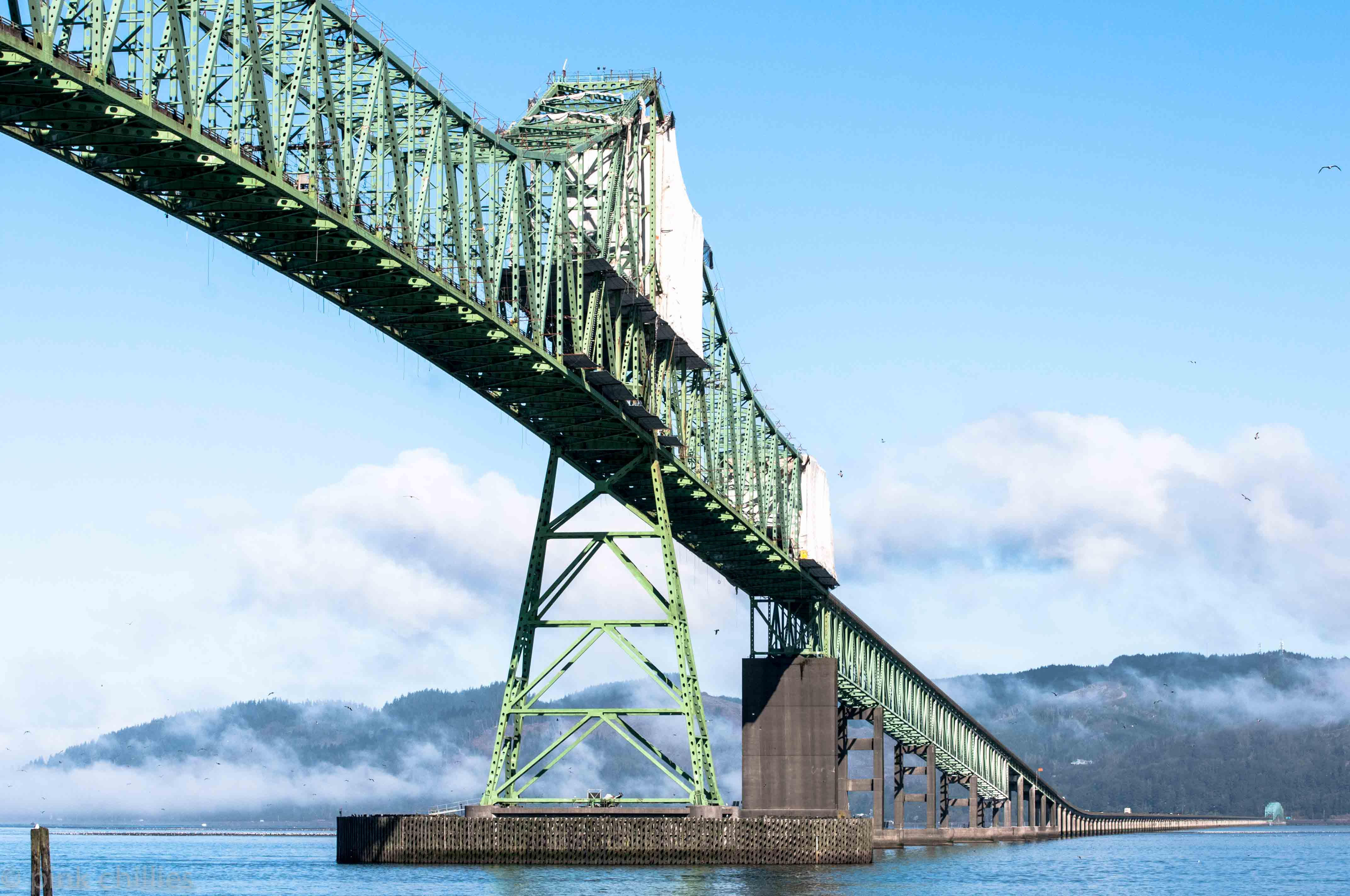 Astoria-Megler-Bridge, Oregon