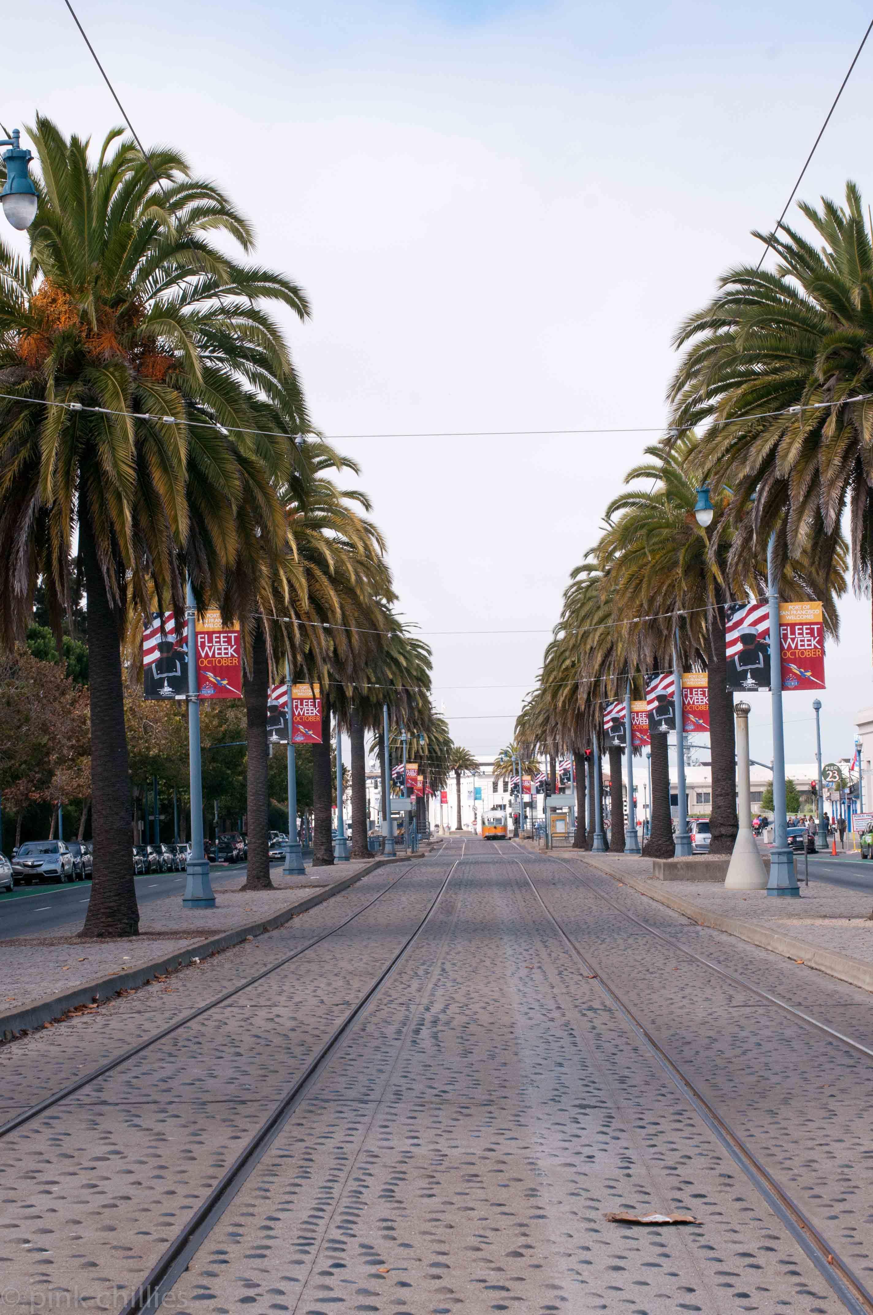 San Francisco The Embarcadero