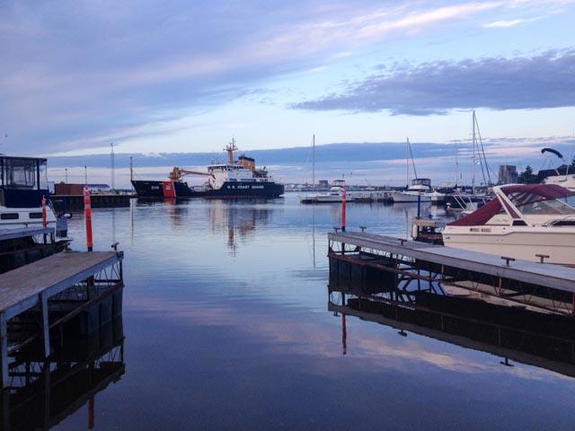 Duluth Yachthafen Marina