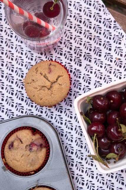 Kirschmuffins glutenfrei-1124