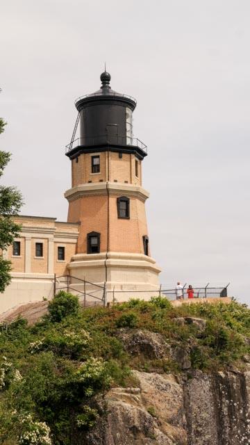 Lighthouse Split Rock