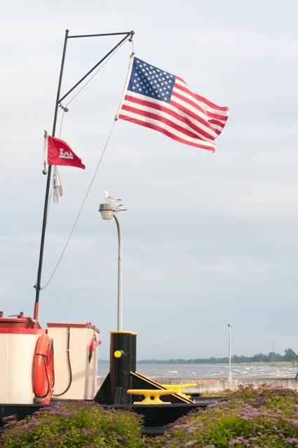 US Flagge Duluth-1920