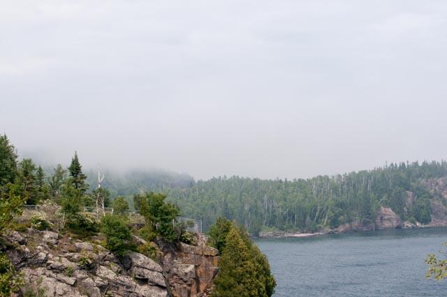 North Shore Drive Lake Superior