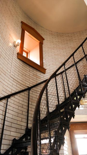 Stairs Lighthouse Split Rock