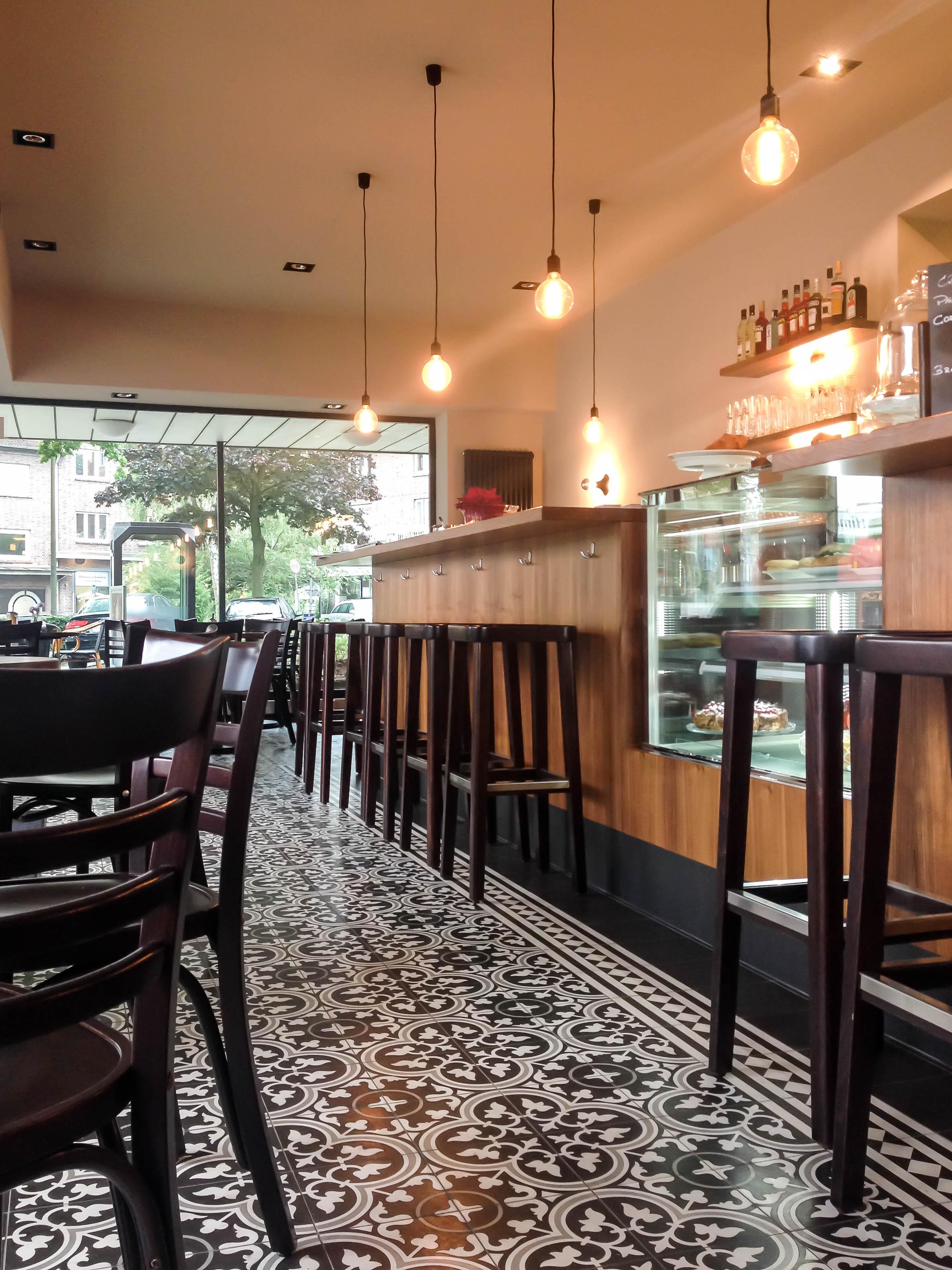 Roederers Cafe Hamburg