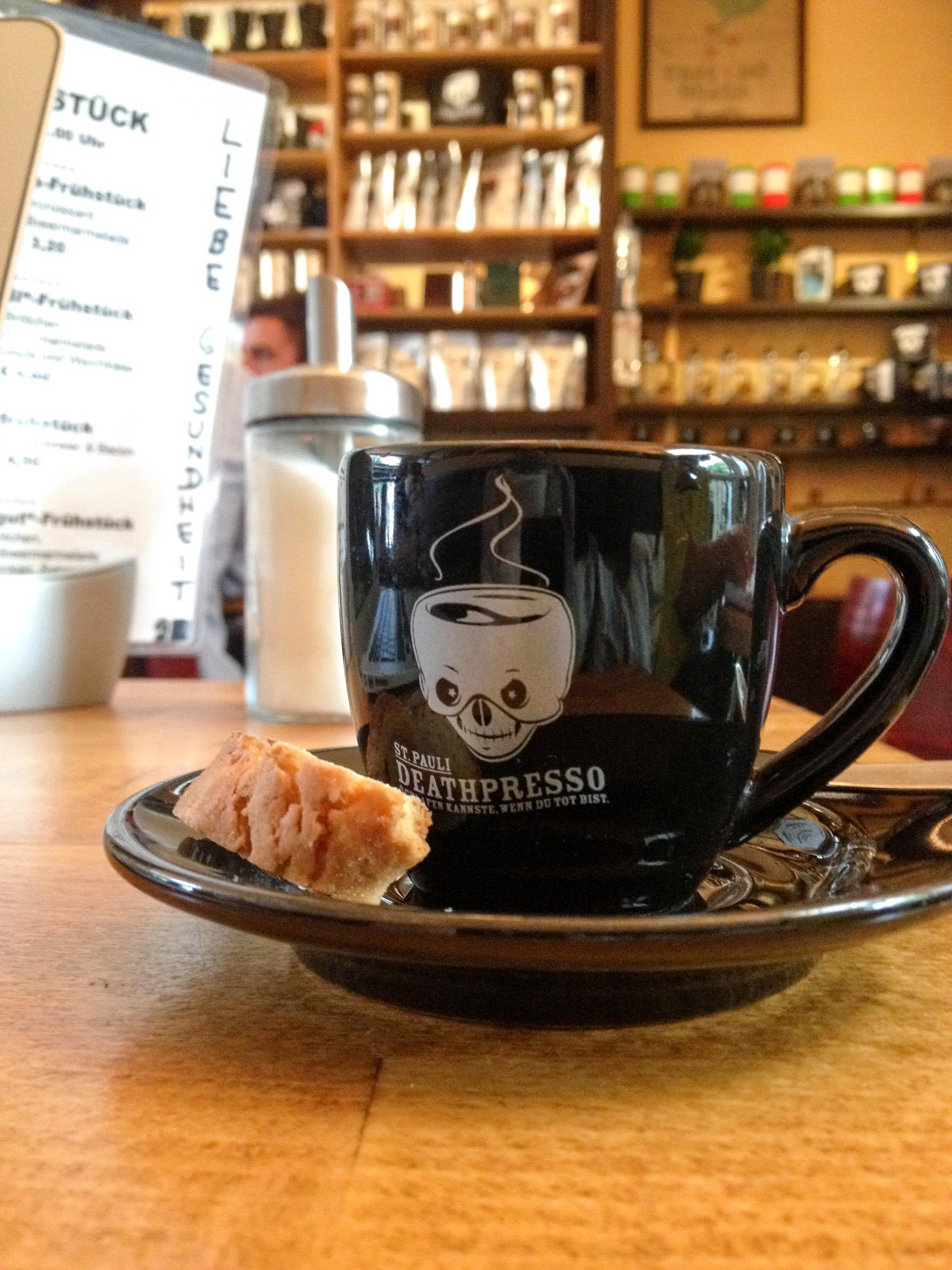 Kopiba Kaffeerösterei Hamburg