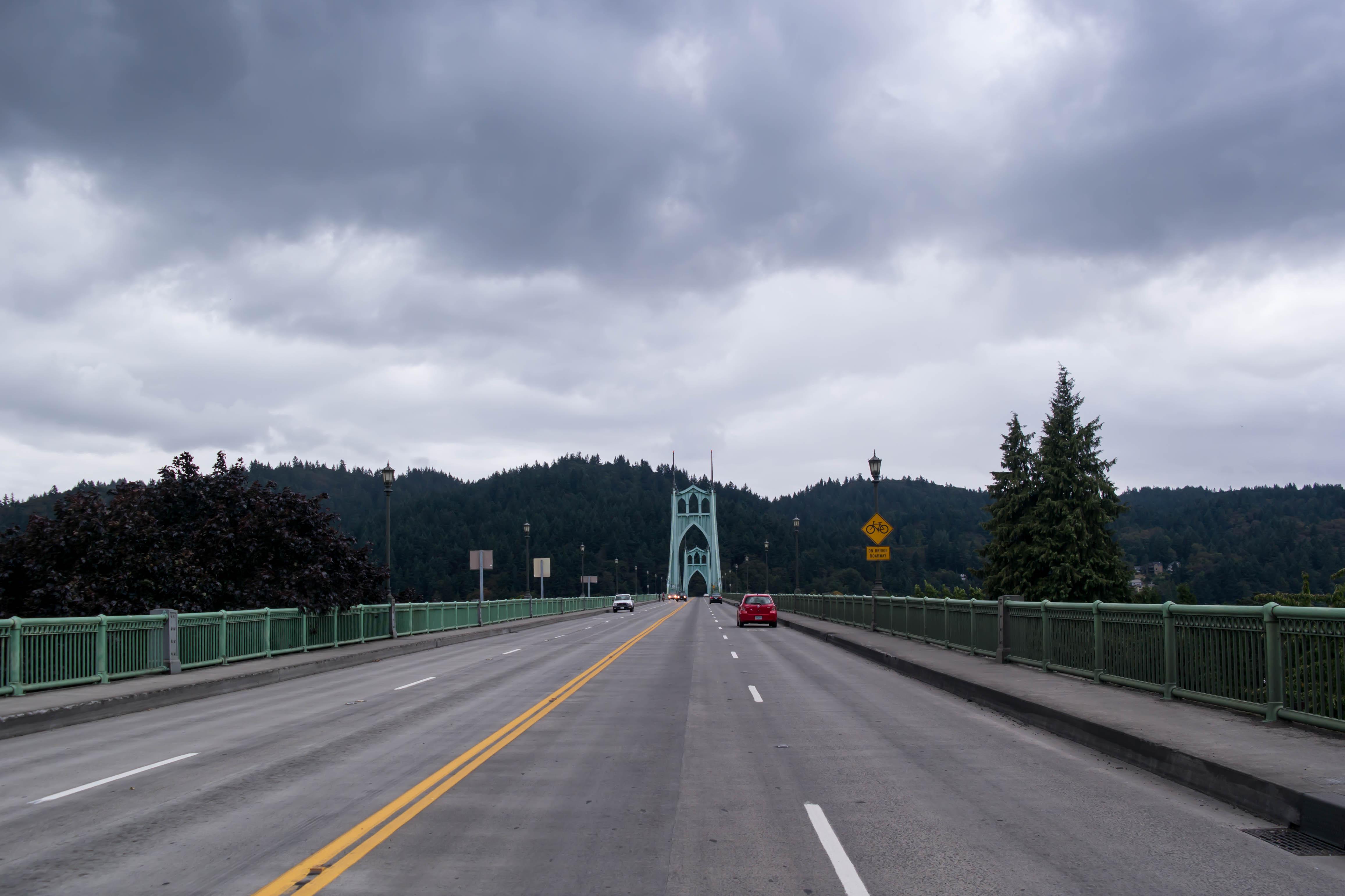 St. Johns Bridge Oregon