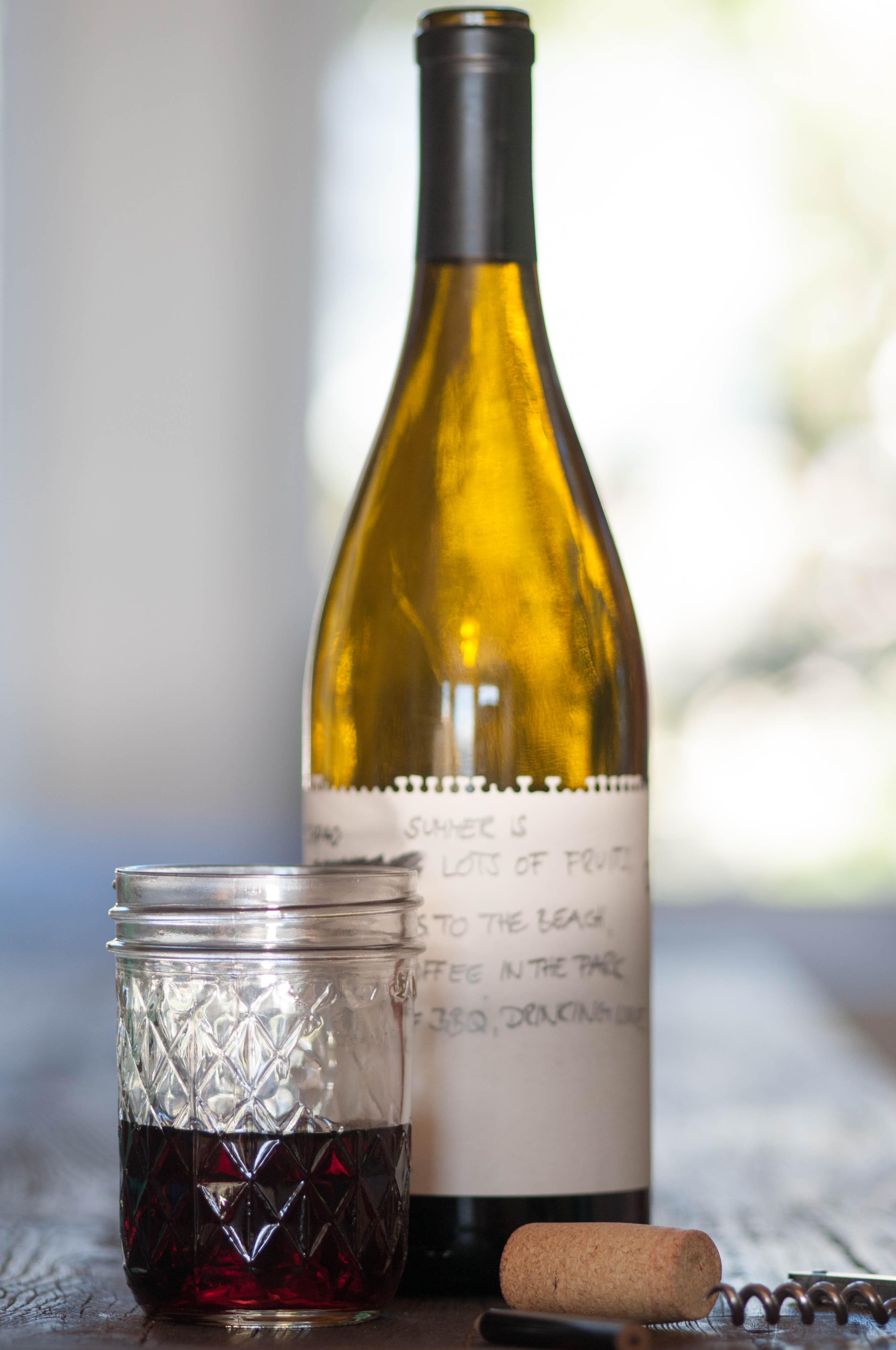 Create your Wine bottle