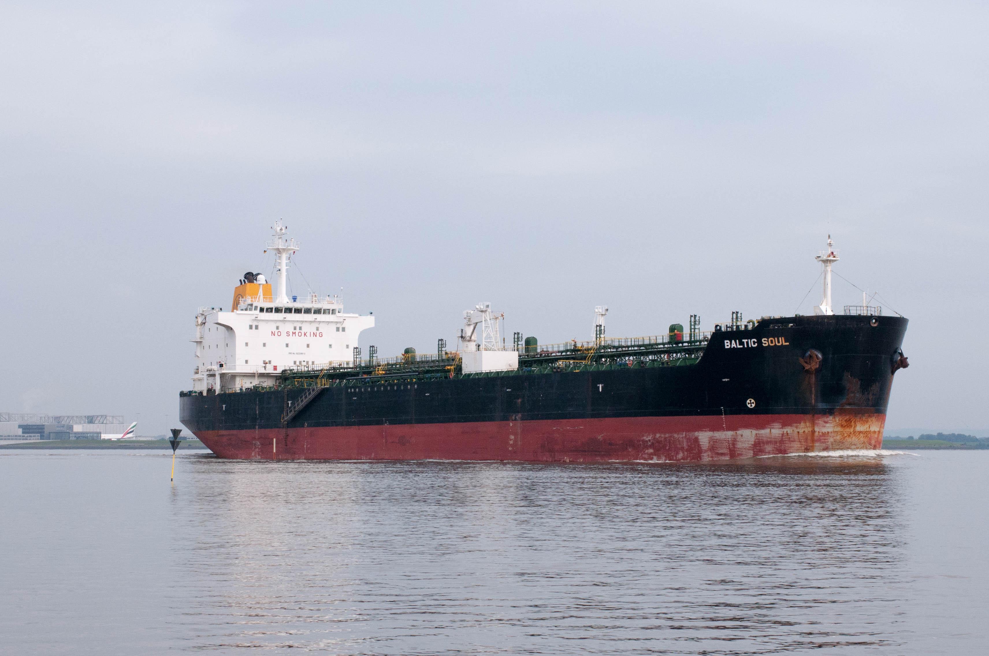 Schiff auf Elbe