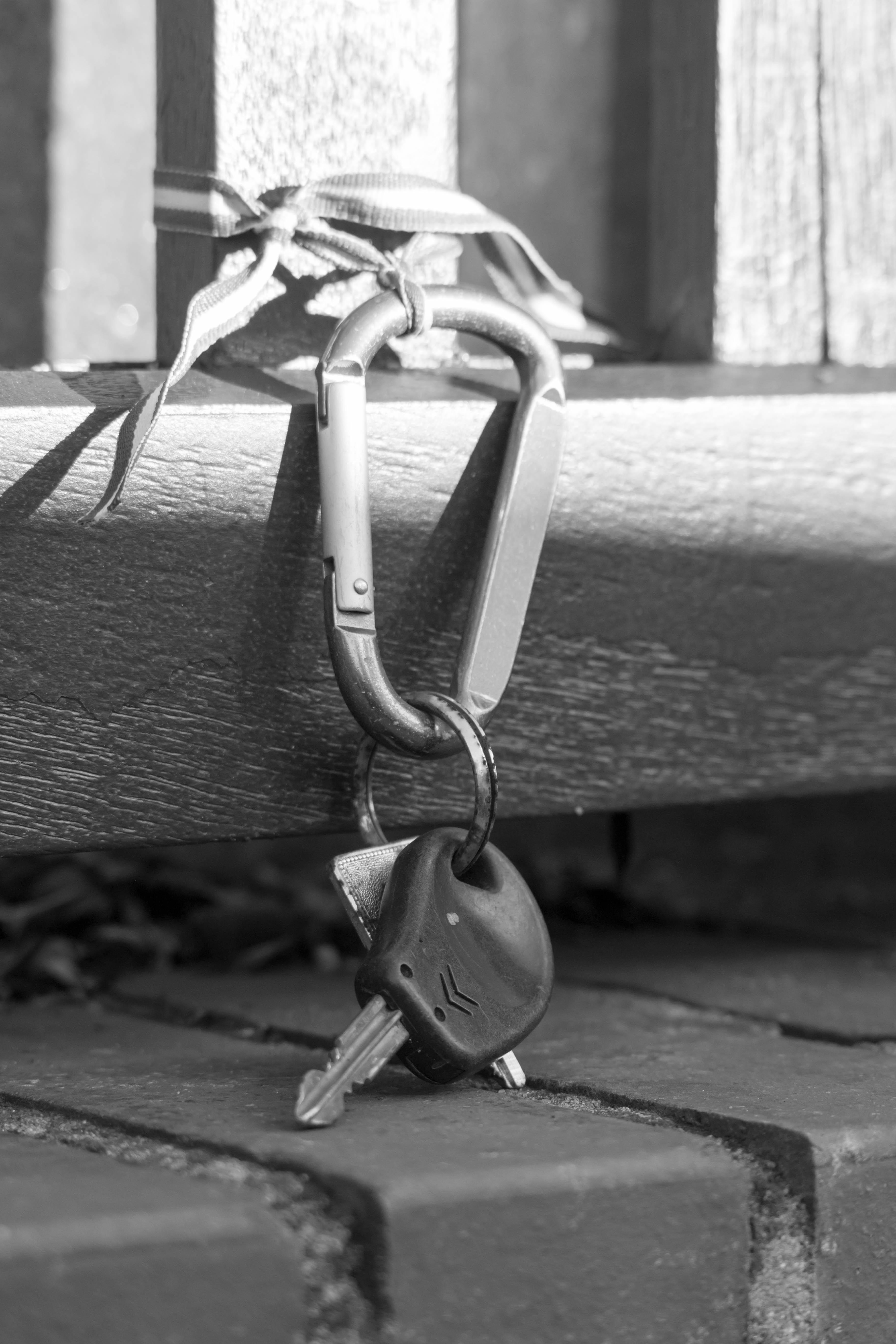 Autoschlüssel gefunden