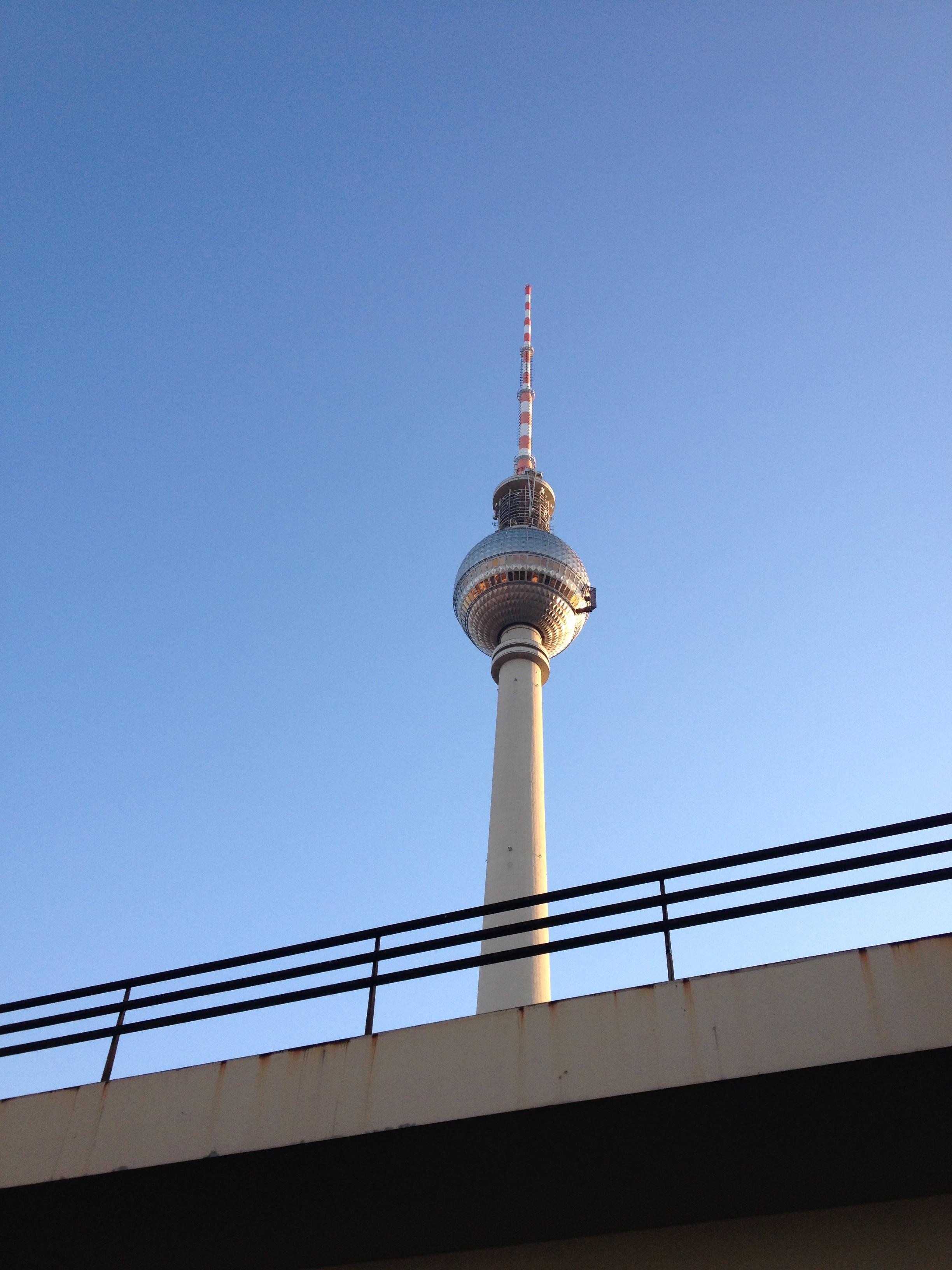Fernsehturm Berlin Alex