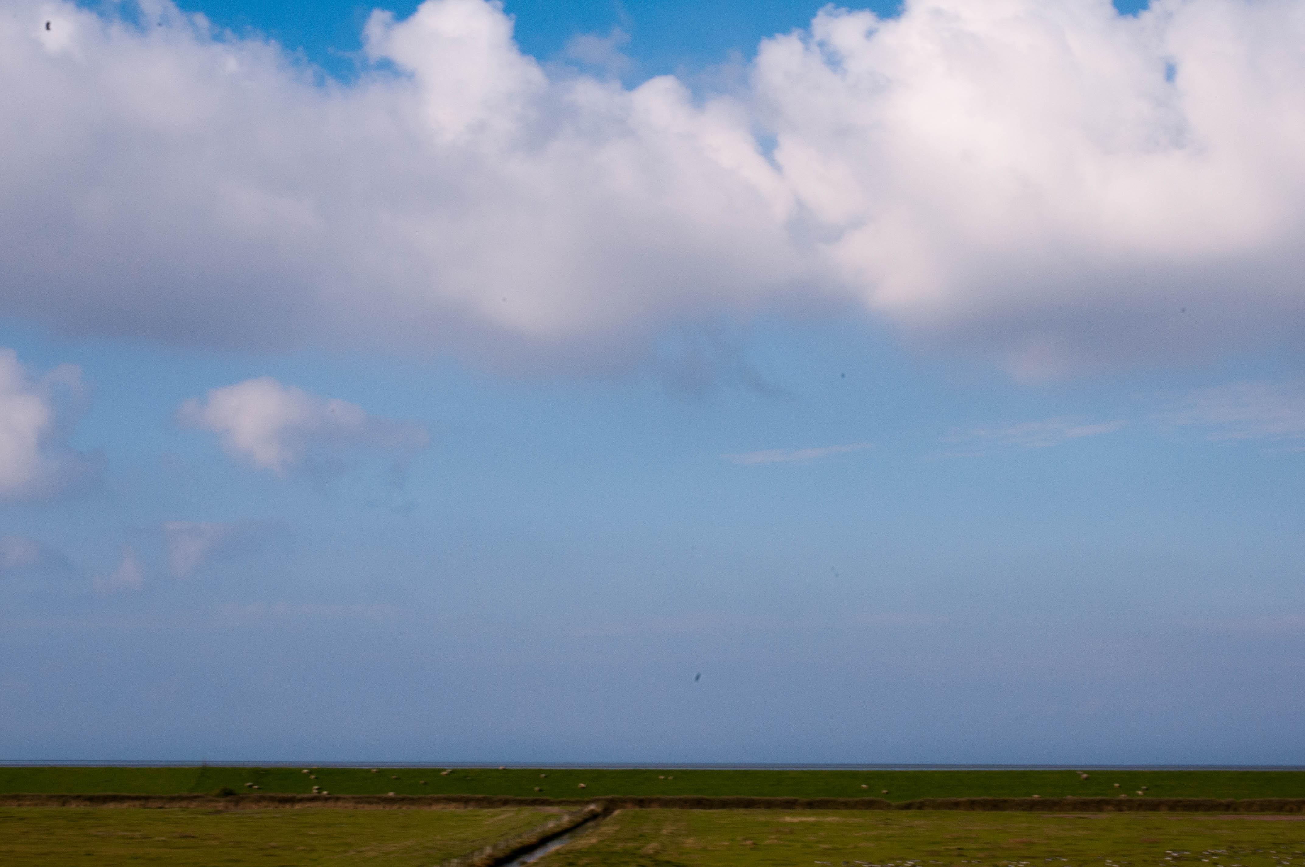 Nordfriesland Überfahrt HIndenburgdamm