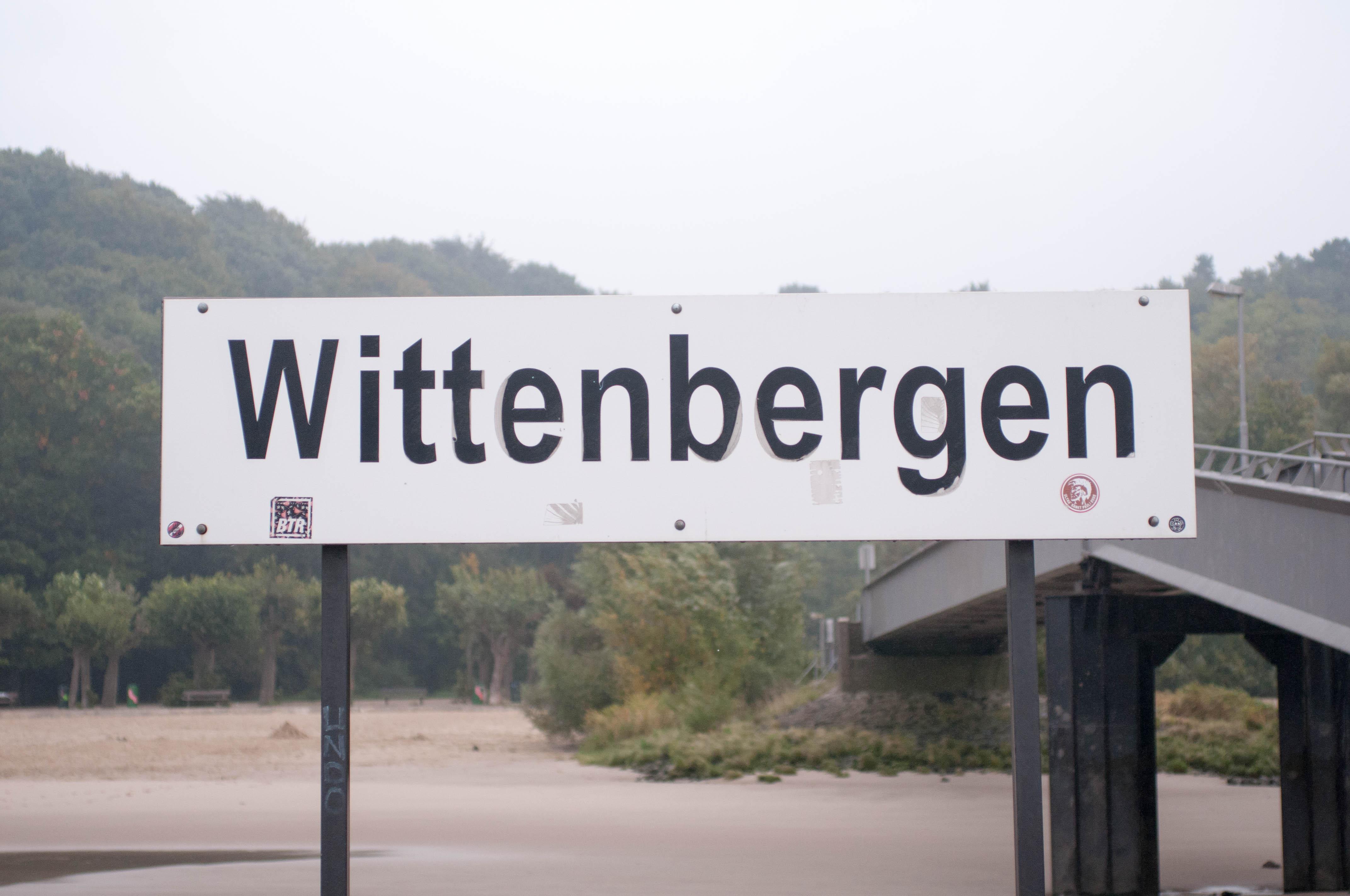 Wittenbergen Fähranleger