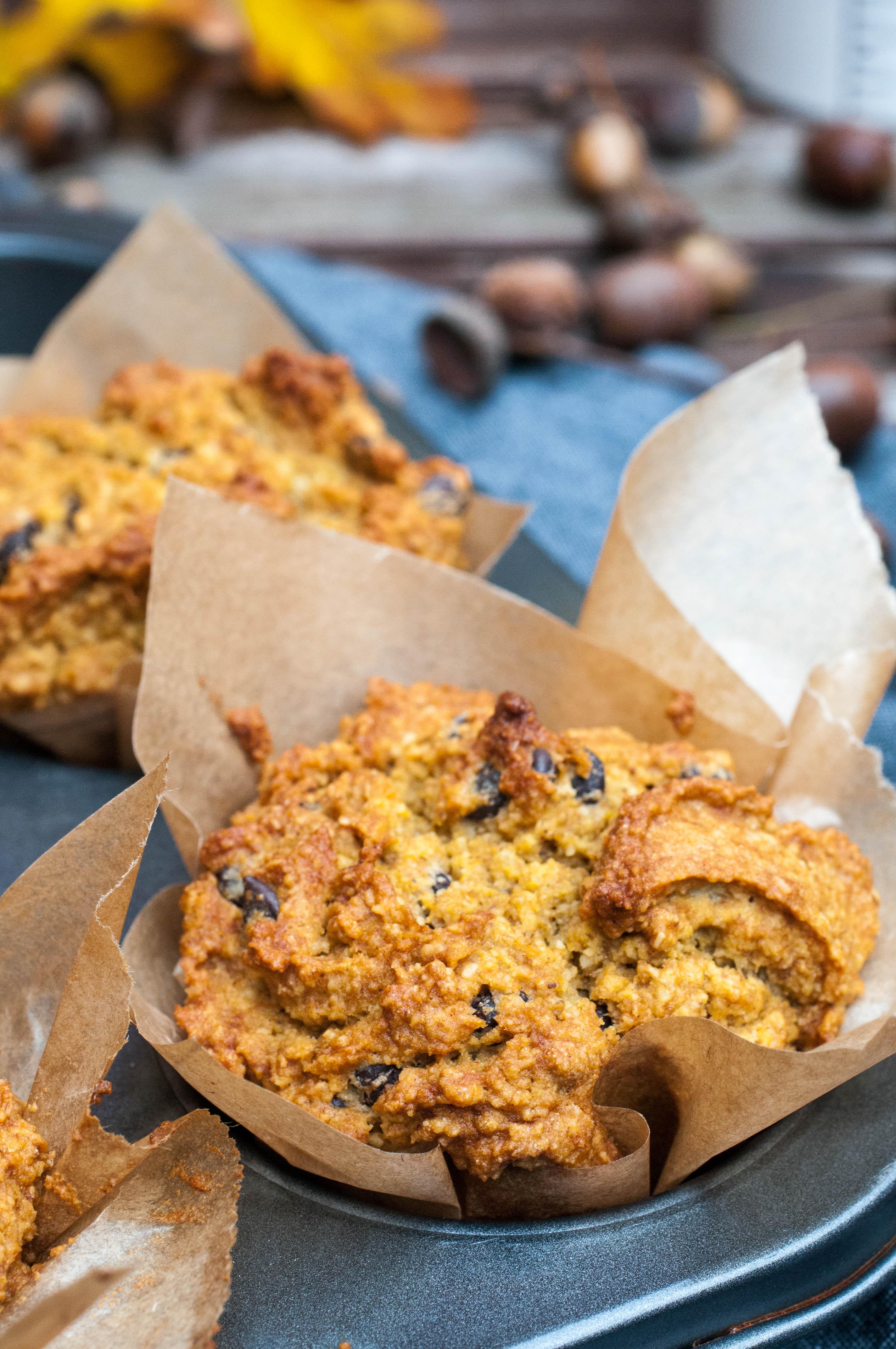 glutenfreie Pumpkin Muffins-4622