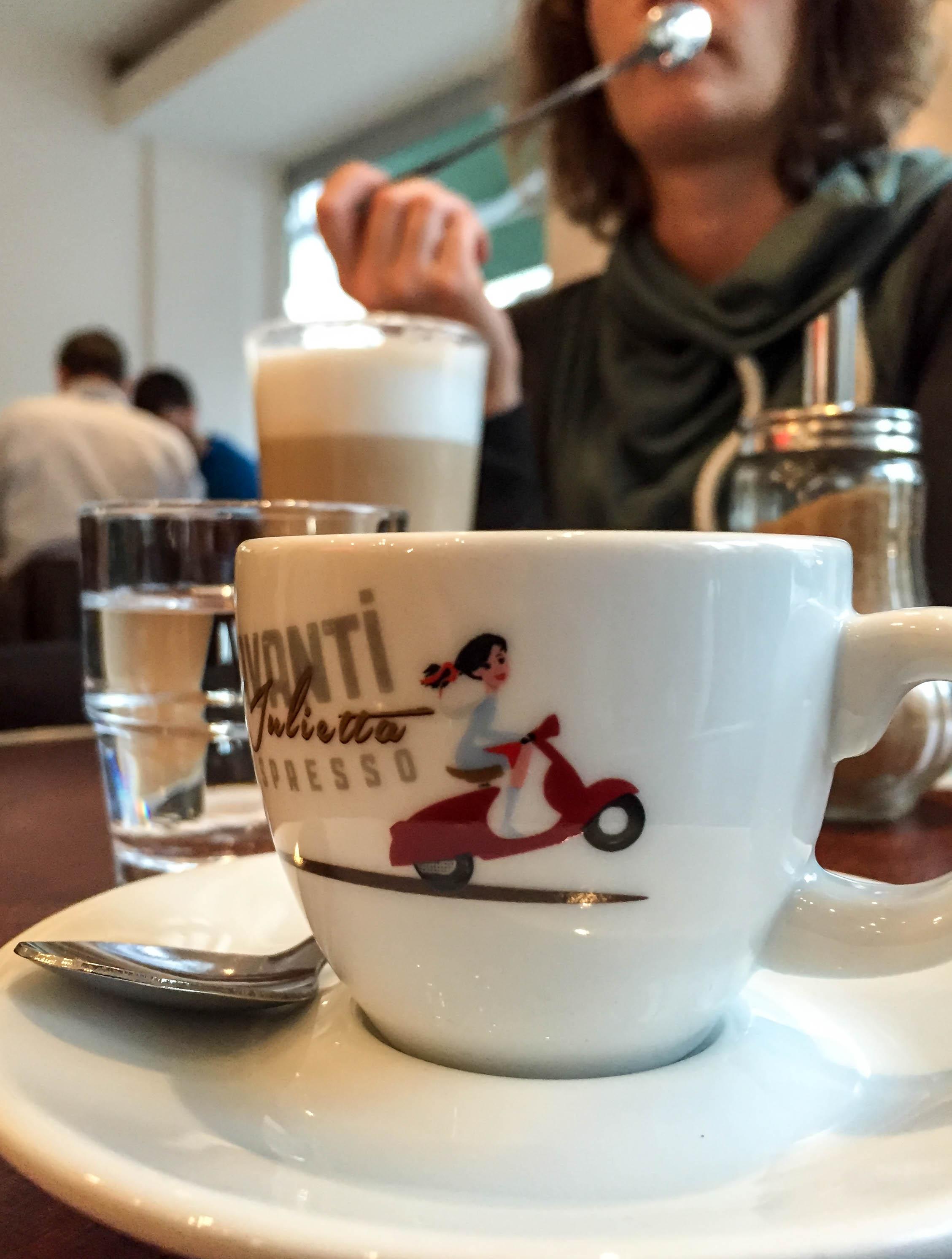 Avanti Espresso