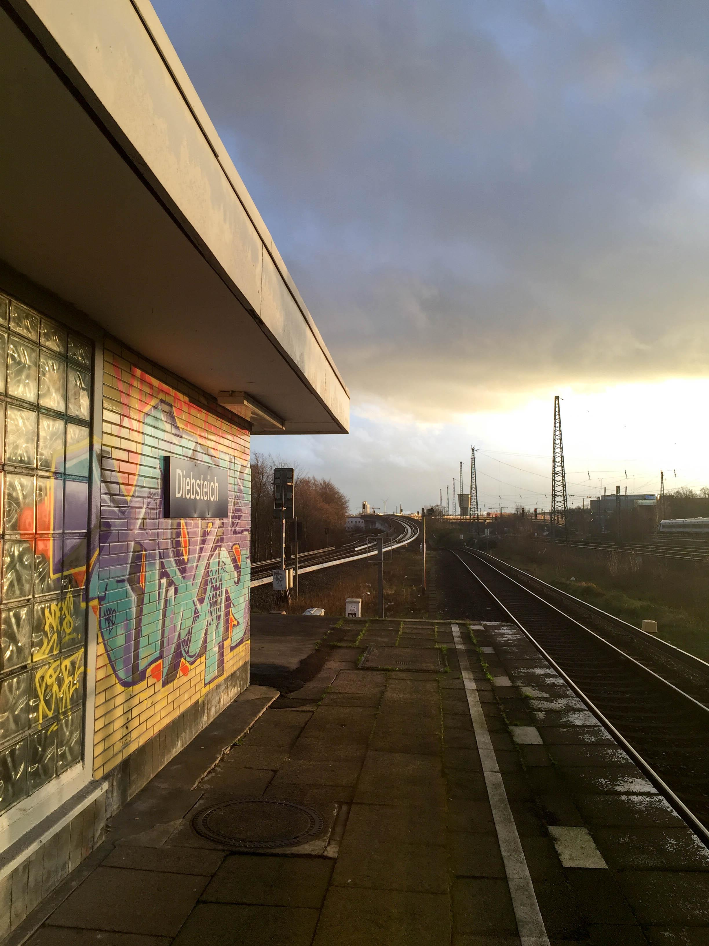Bahnhof Diebsteich
