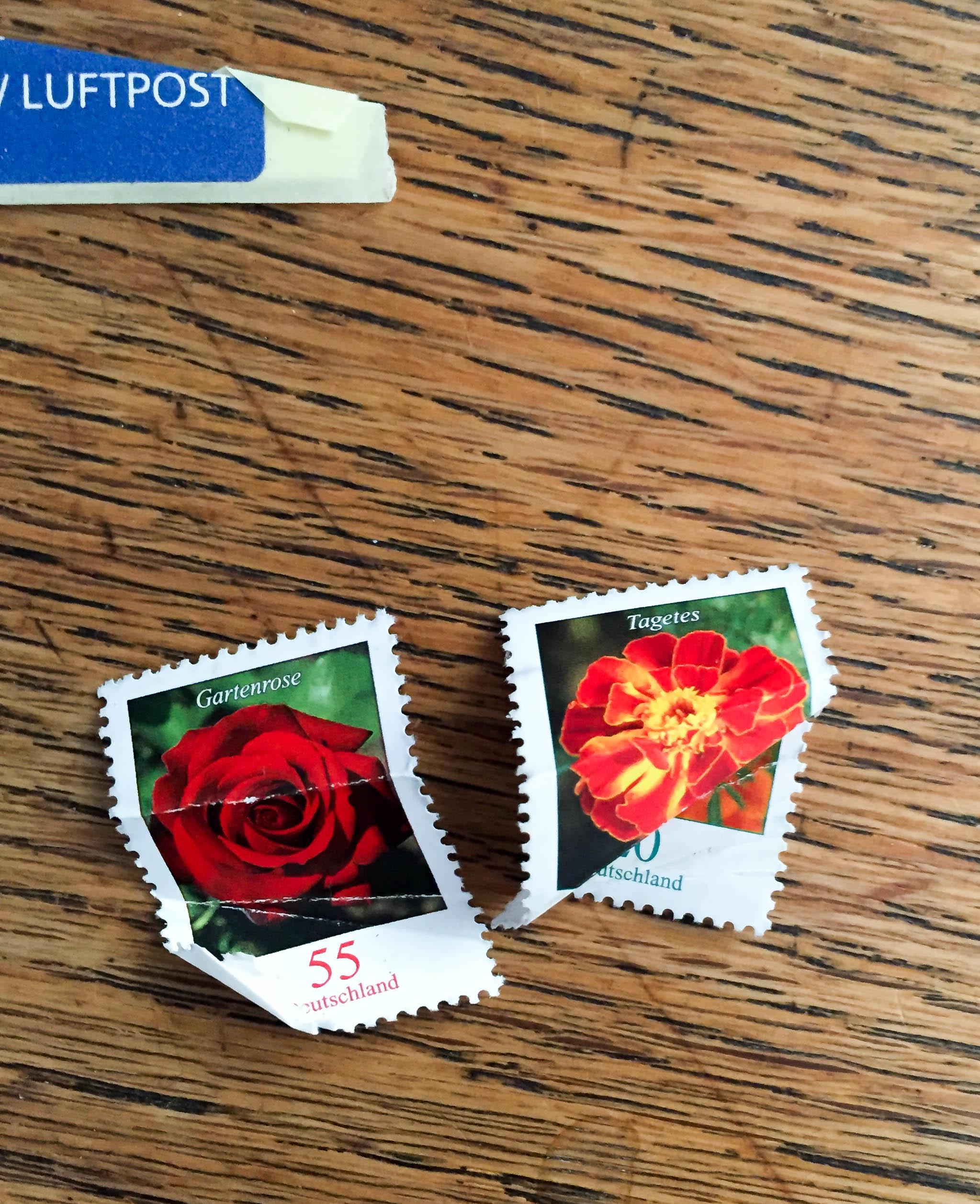 Briefmarken 55 Cent