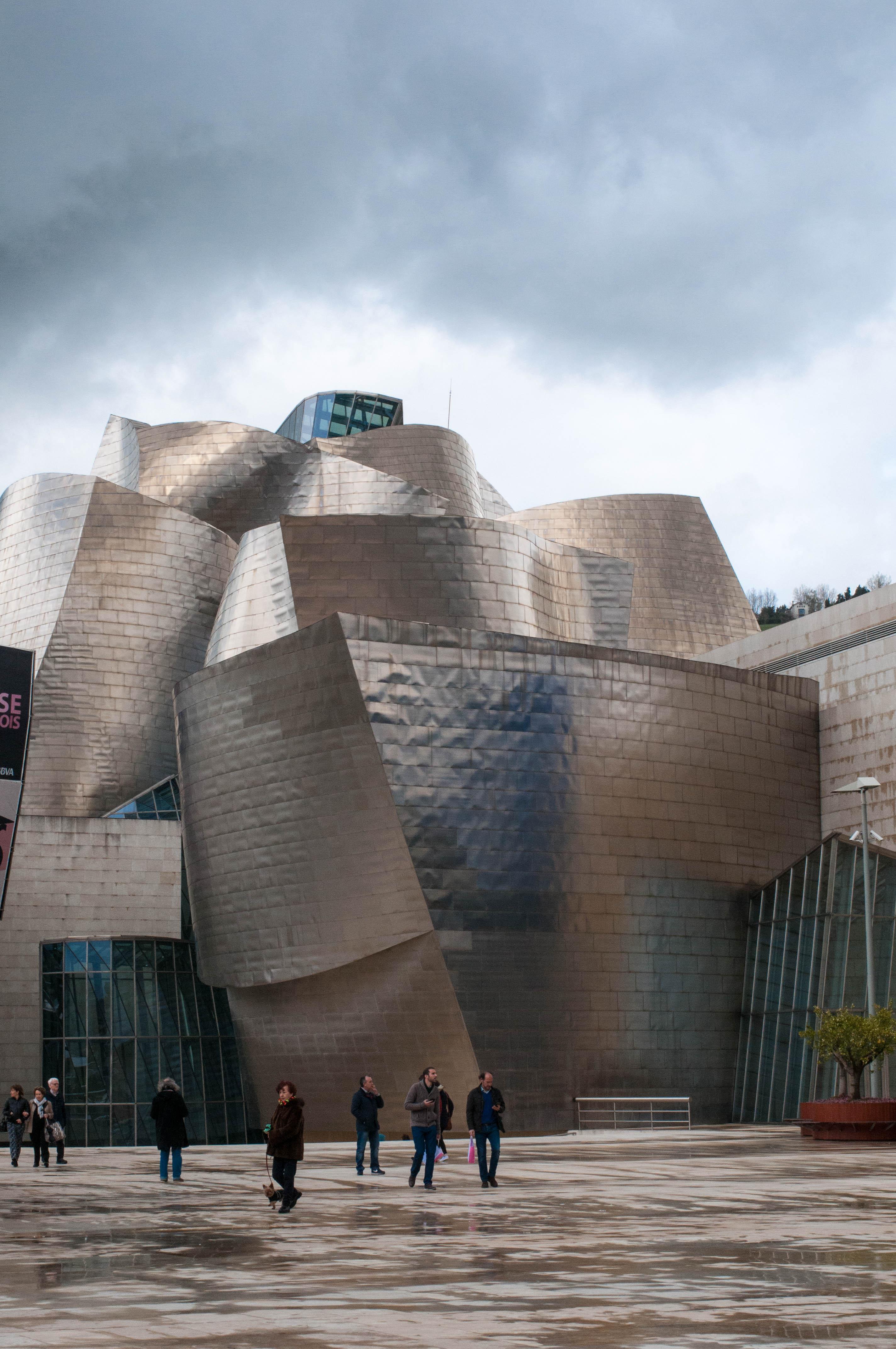Guggenheim Museum Bilbao-5496