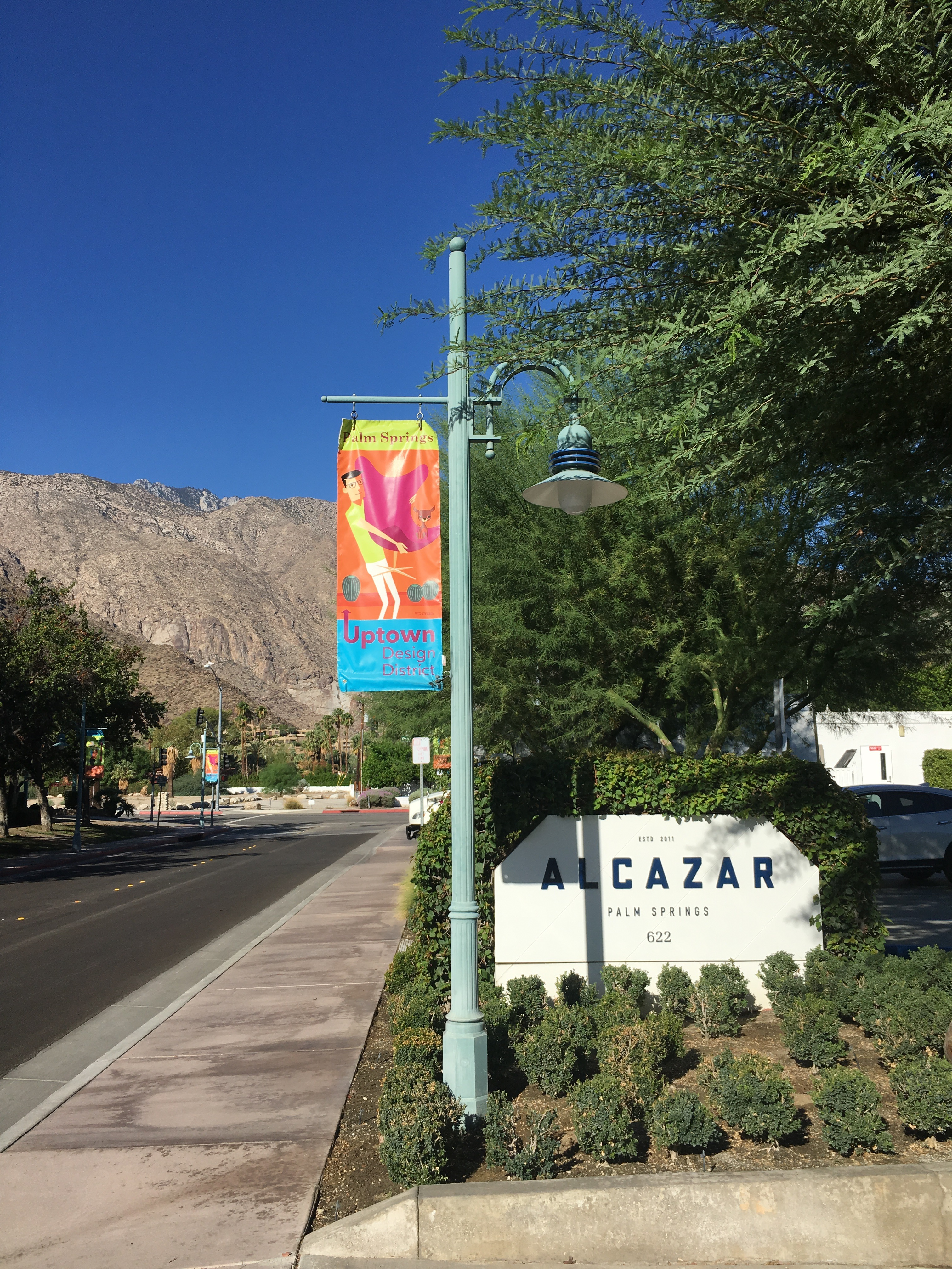 Palm Springs Alcazar