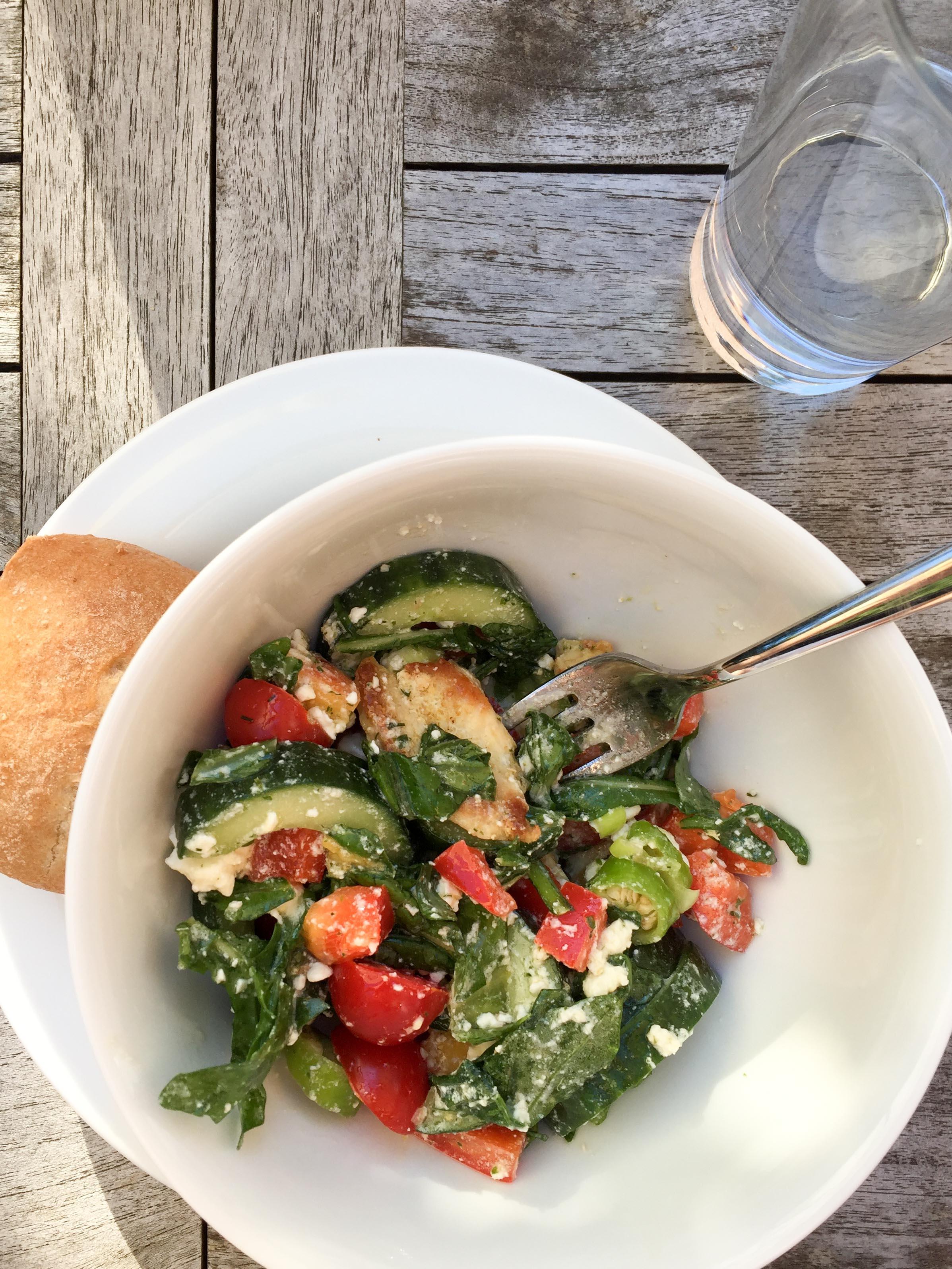 Salat!