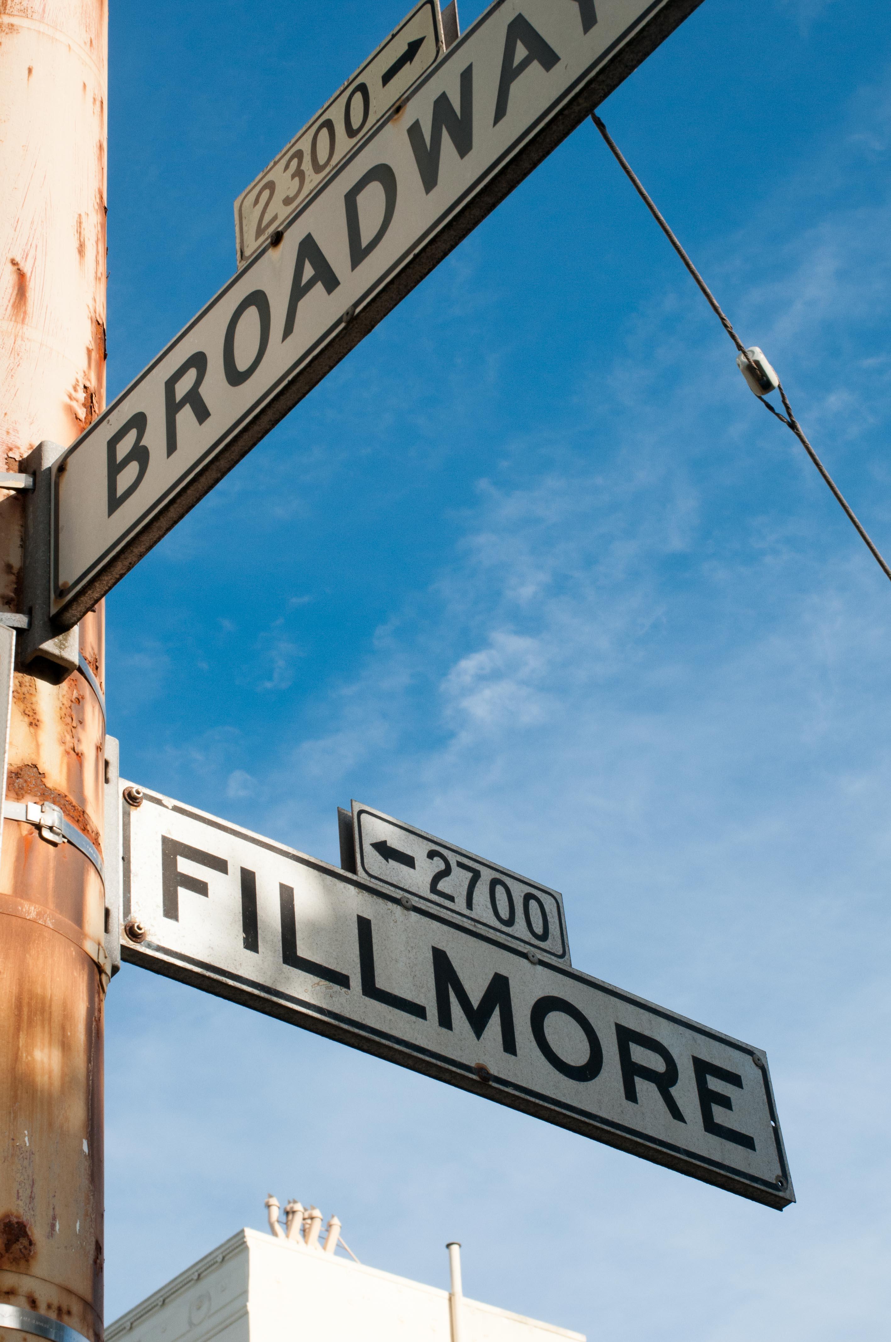 Fillmore Ecke Broadway