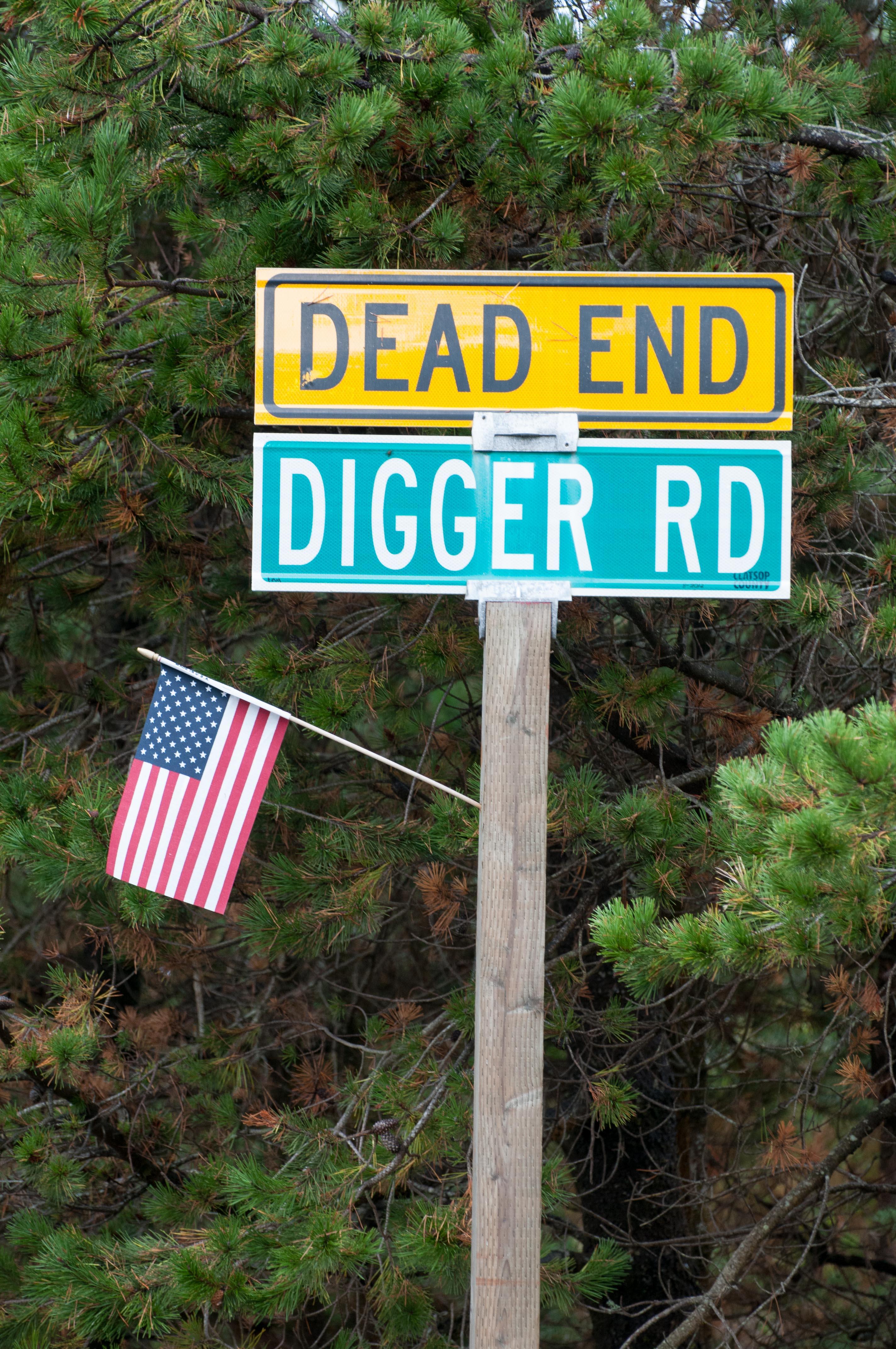 Digger!